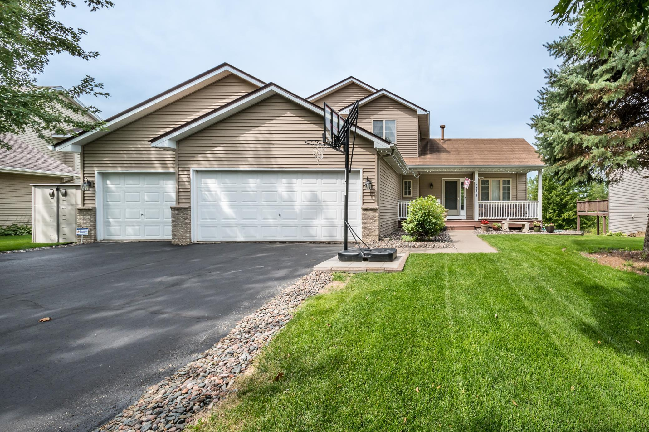 1331 Esterly Oaks Drive Property Photo - Hanover, MN real estate listing