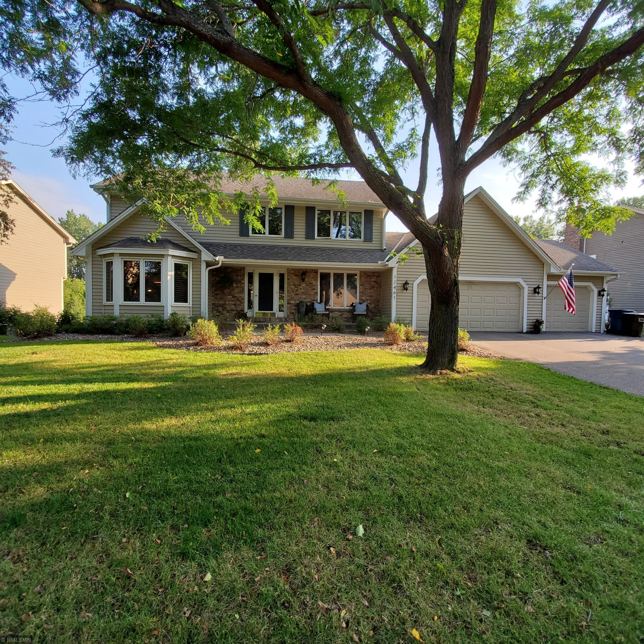 12461 54th Avenue N Property Photo - Plymouth, MN real estate listing