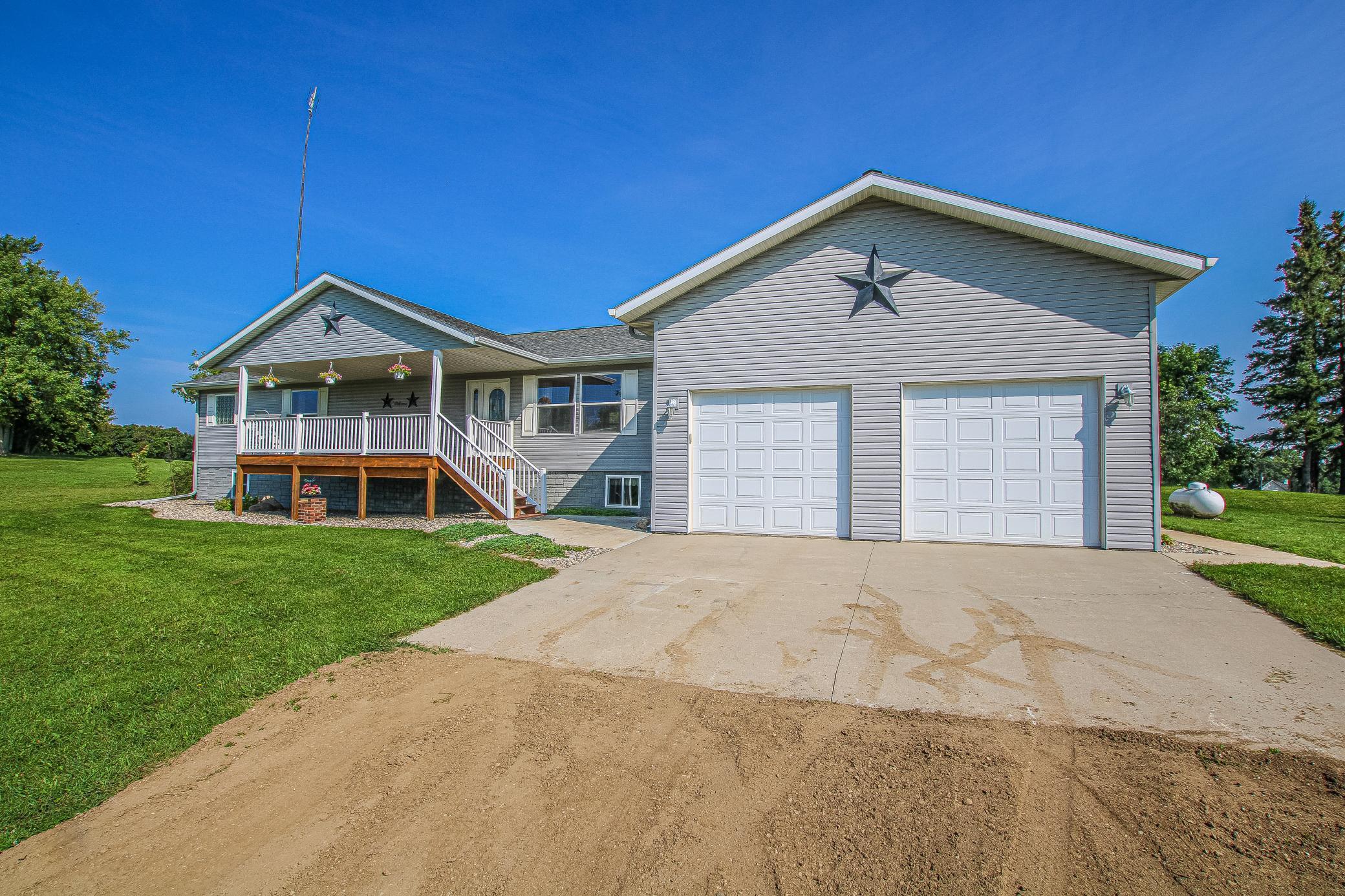 16844 W Miltona Road NE Property Photo - Miltona, MN real estate listing