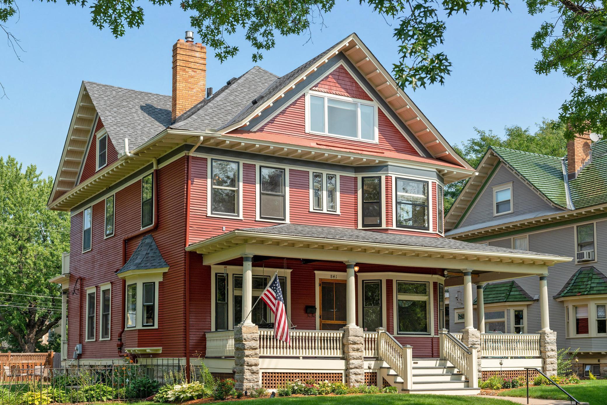 841 Portland Avenue Property Photo - Saint Paul, MN real estate listing