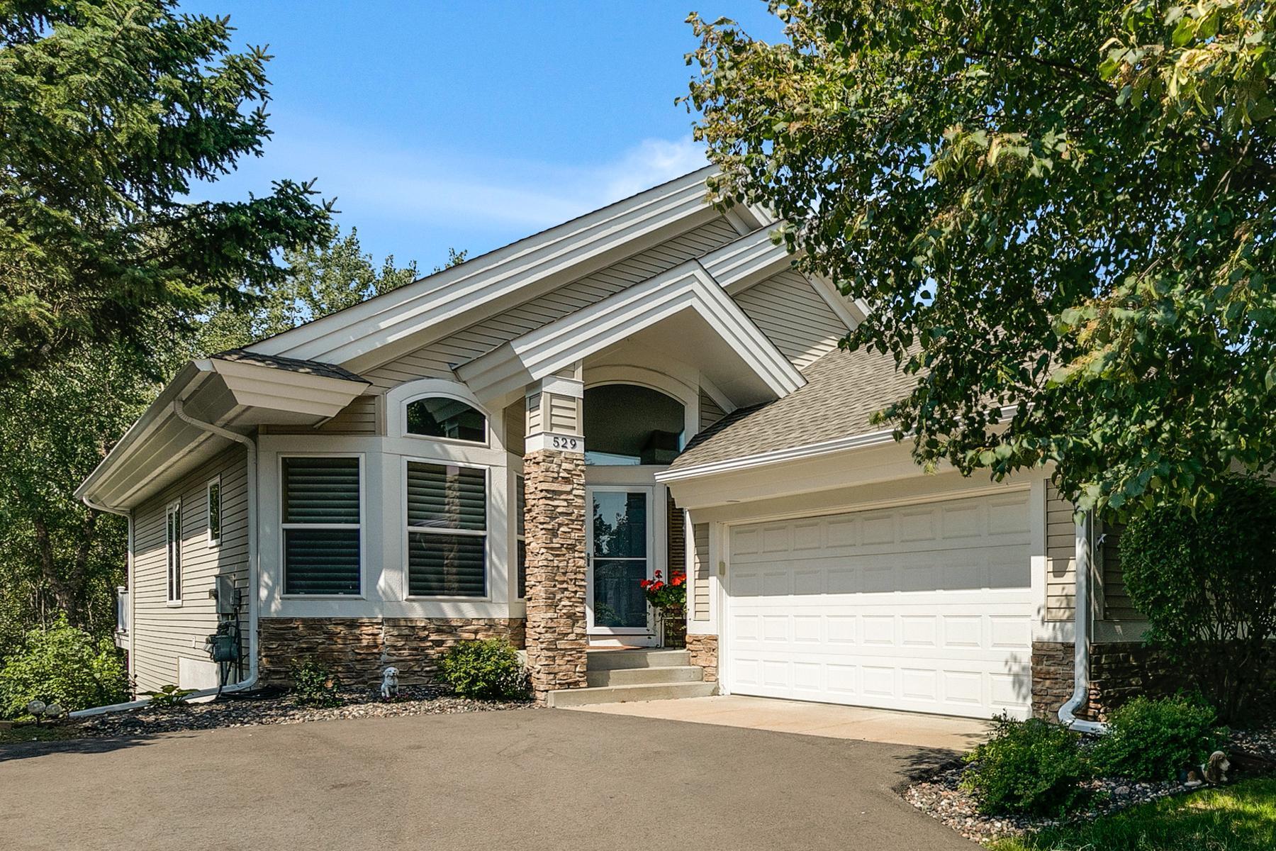 529 Wildflower Property Photo - Burnsville, MN real estate listing