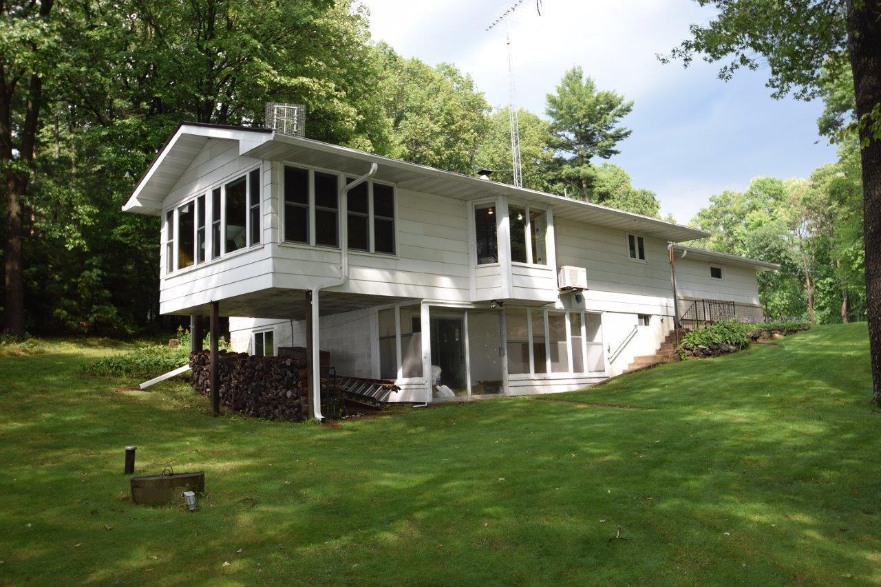 26005 E Bass Lake Drive Property Photo - Webster, WI real estate listing