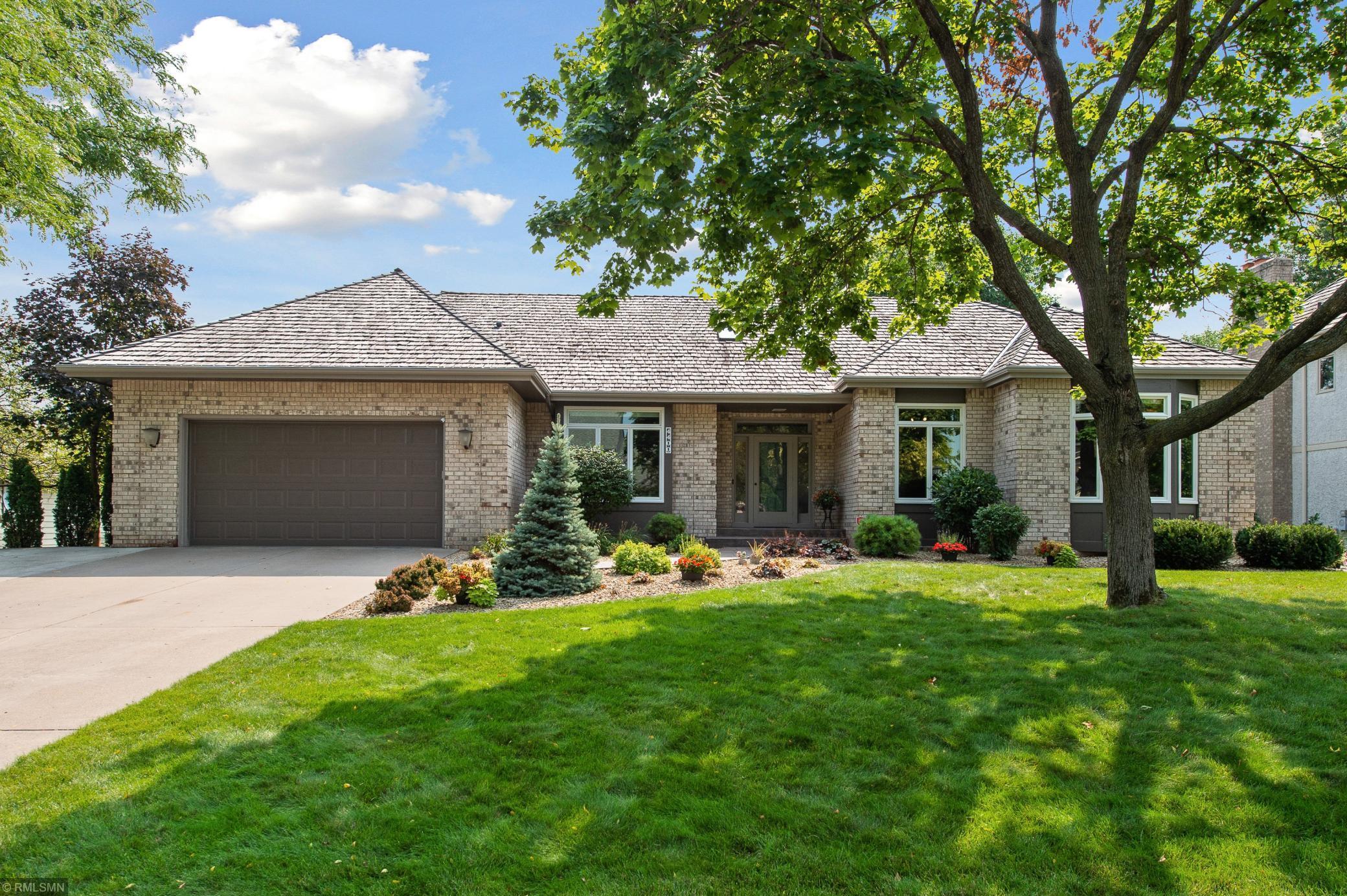 4400 Norwood Lane N Property Photo - Plymouth, MN real estate listing