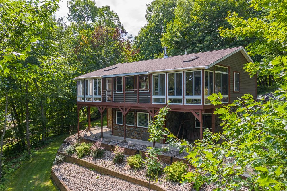 22614 S Shore Drive Property Photo - Emily, MN real estate listing