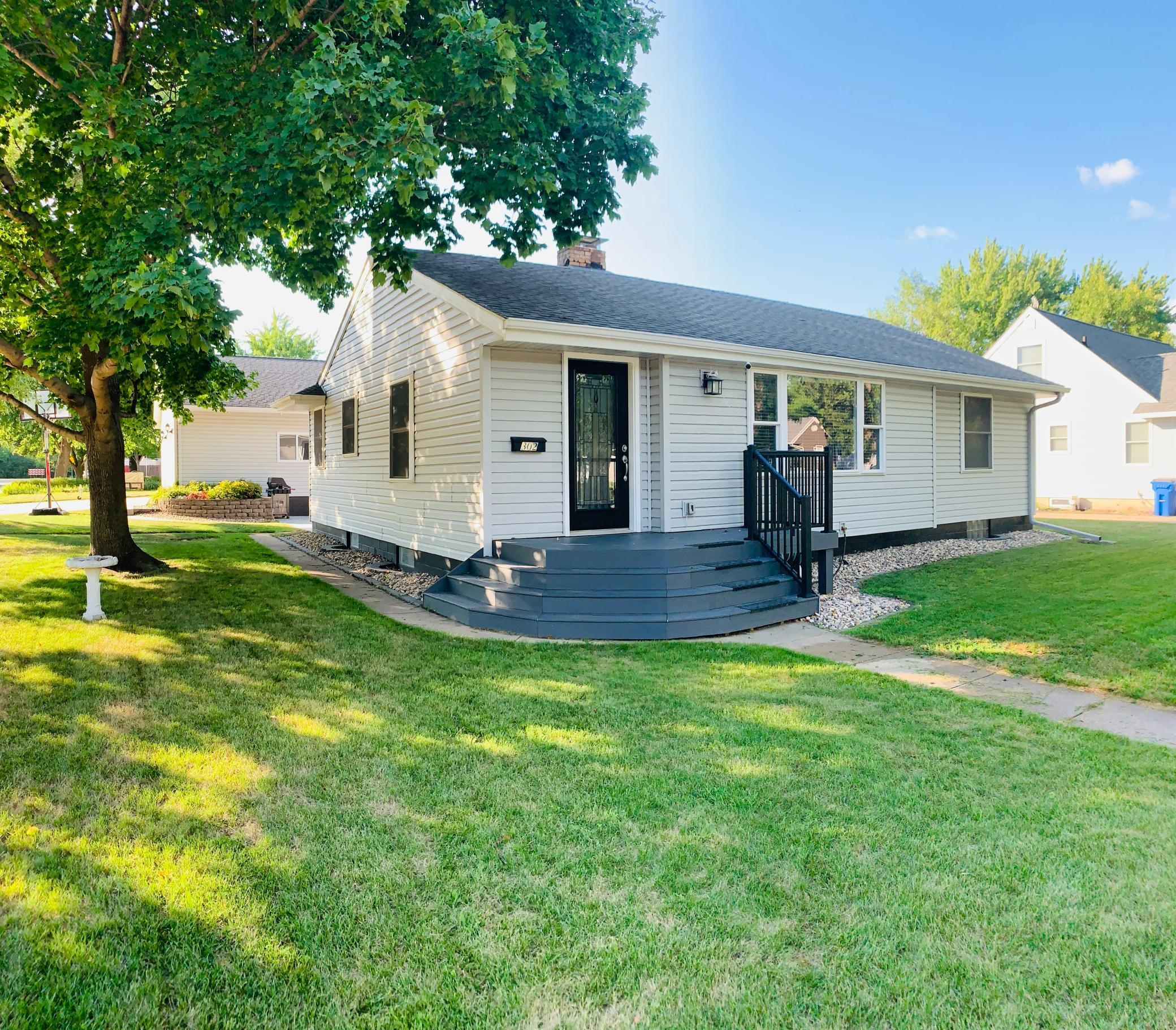 302 Walnut Avenue N Property Photo - Canby, MN real estate listing