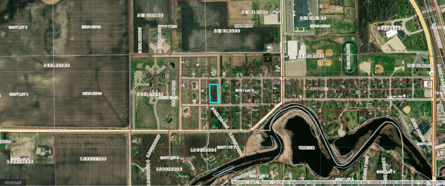 n/a Hawthorne Avenue NW Property Photo - Warroad, MN real estate listing