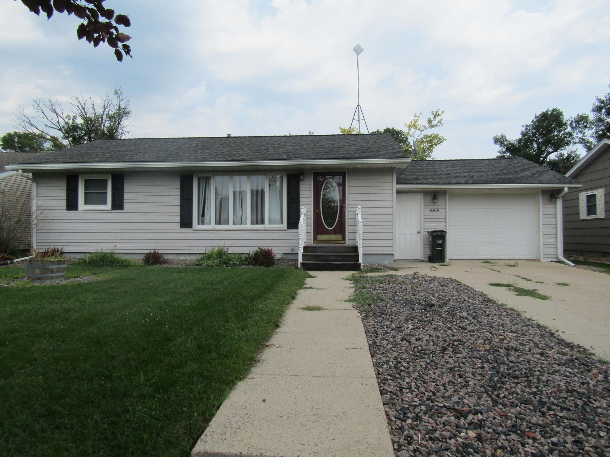 1069 15th Street Property Photo - Granite Falls, MN real estate listing