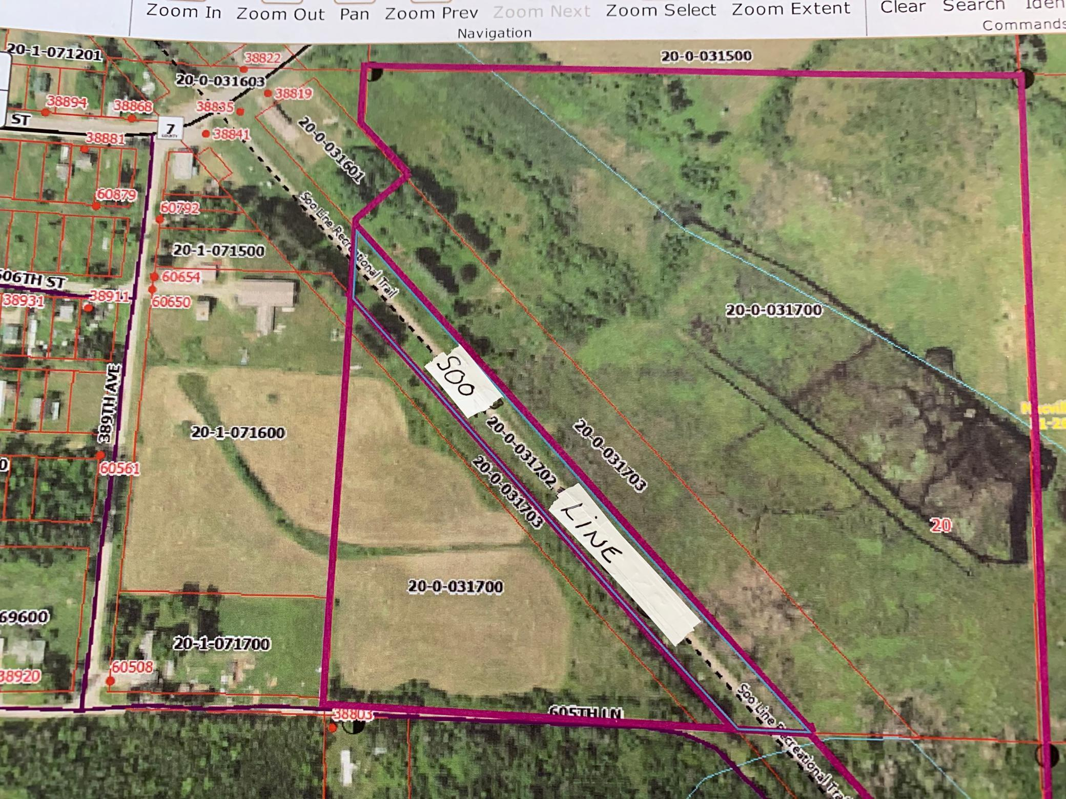 TBD 605th Lane Property Photo - Swatara, MN real estate listing