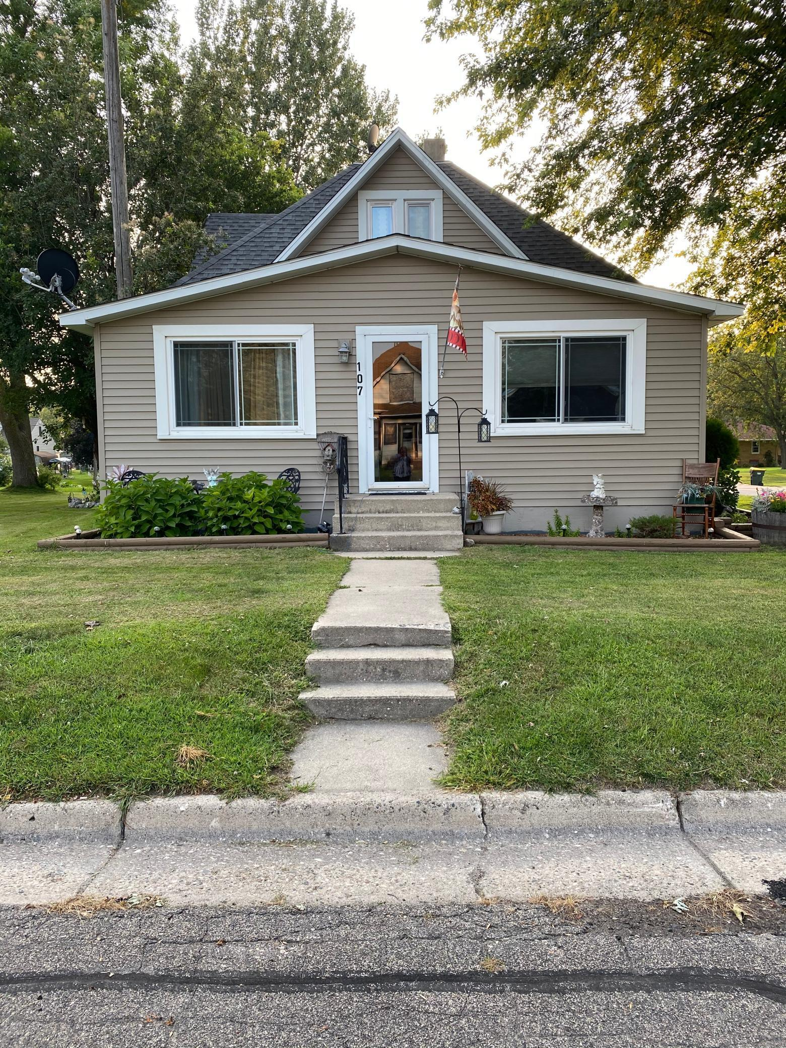107 3rd Street Property Photo - Danube, MN real estate listing
