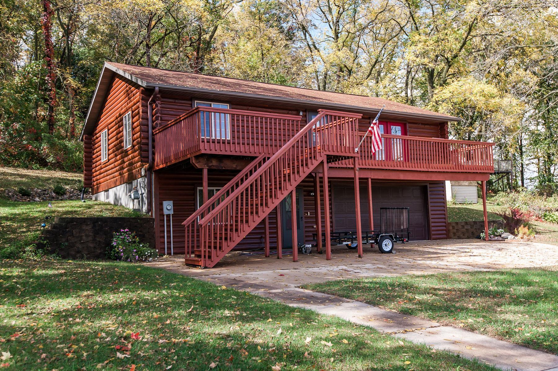 1248 Wabasha Avenue Property Photo - Saint Charles, MN real estate listing