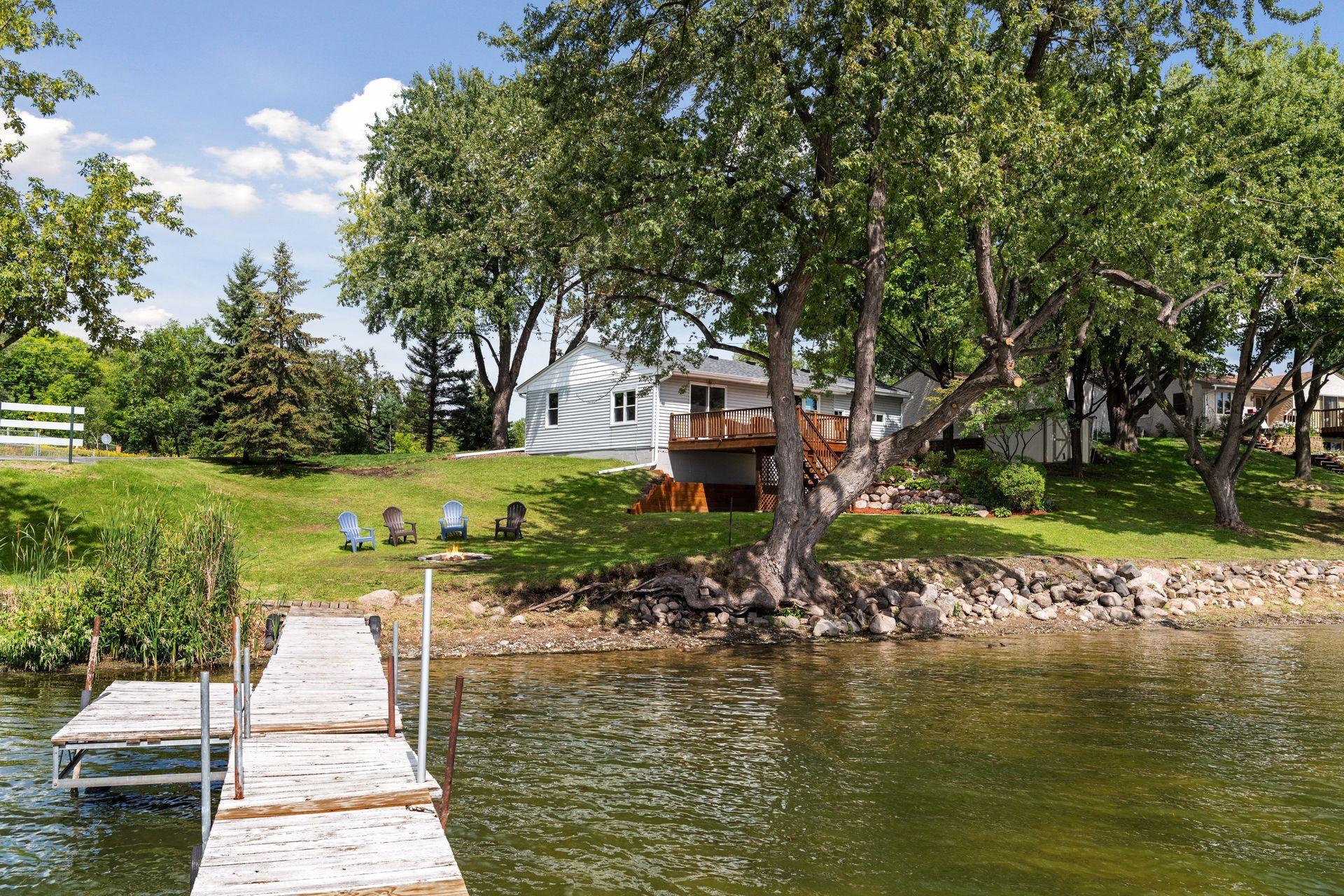 6545 N Shore Drive Property Photo - Greenfield, MN real estate listing