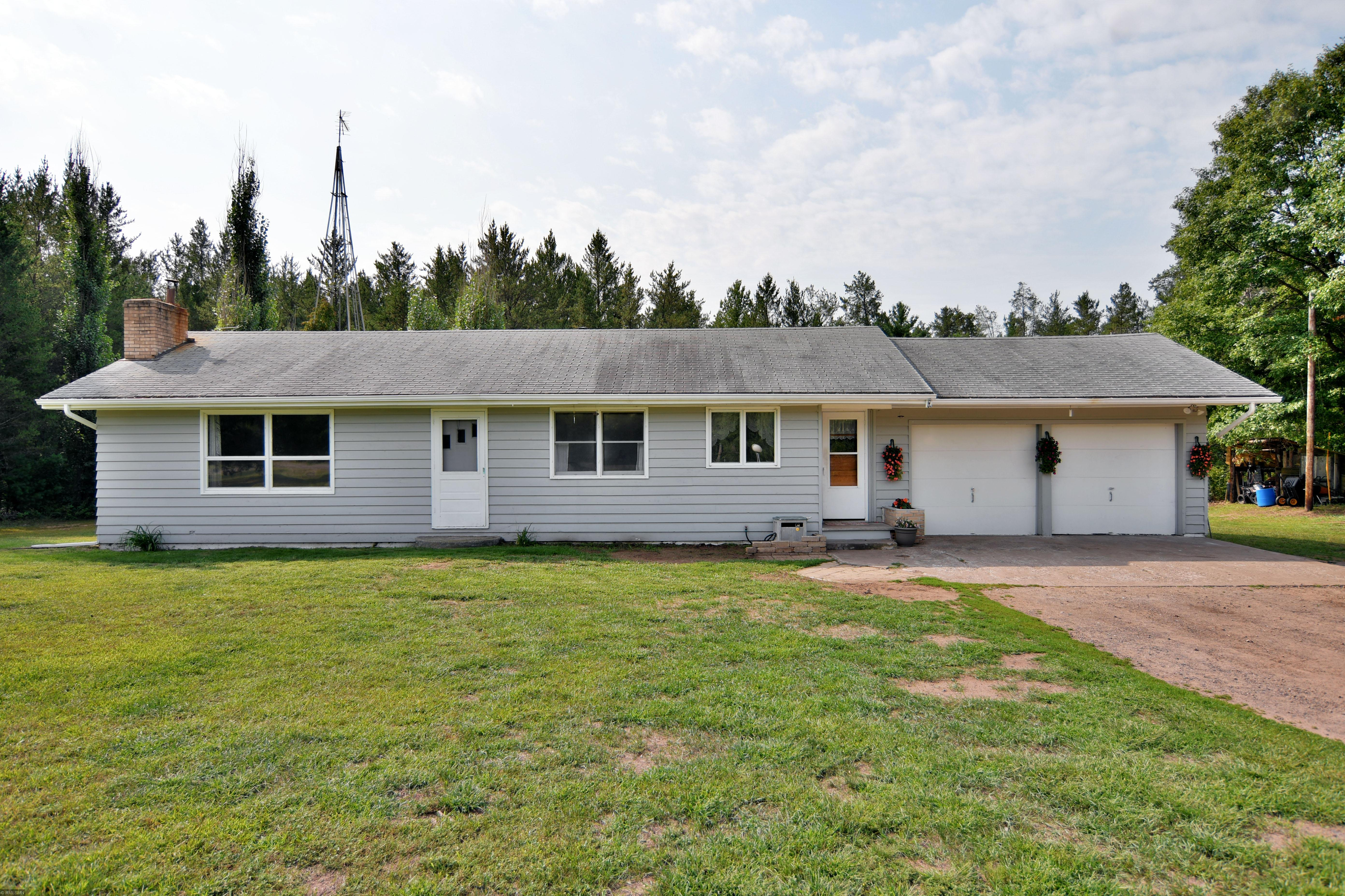 14887 Ferry Road Property Photo - Grantsburg, WI real estate listing