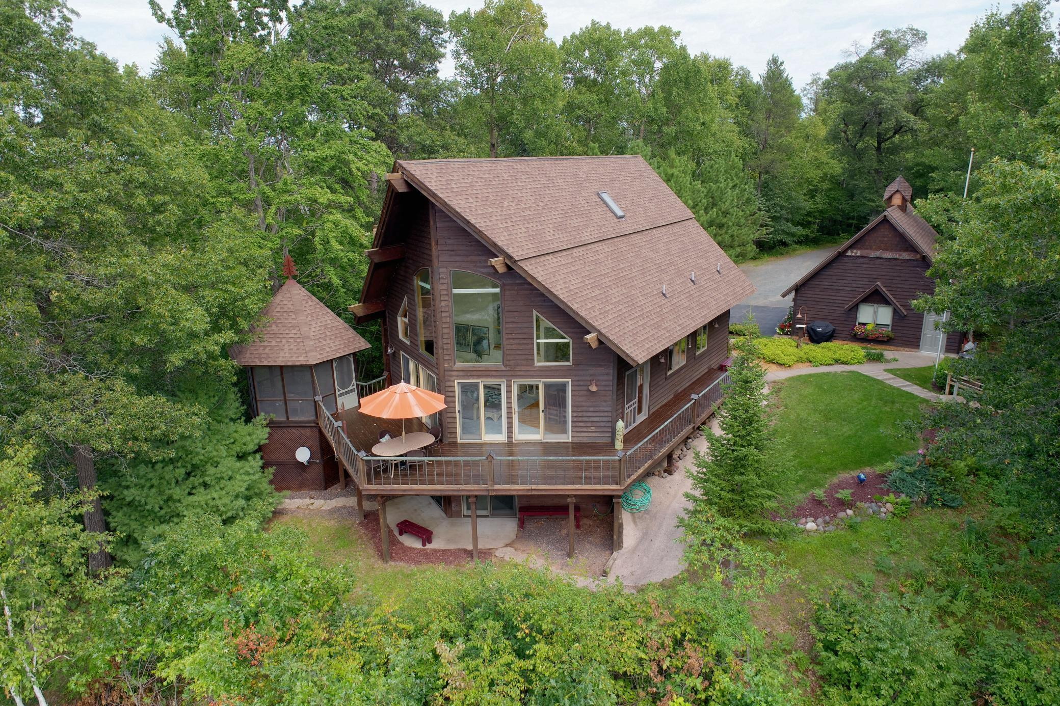 29905 Tower Road Property Photo - Danbury, WI real estate listing