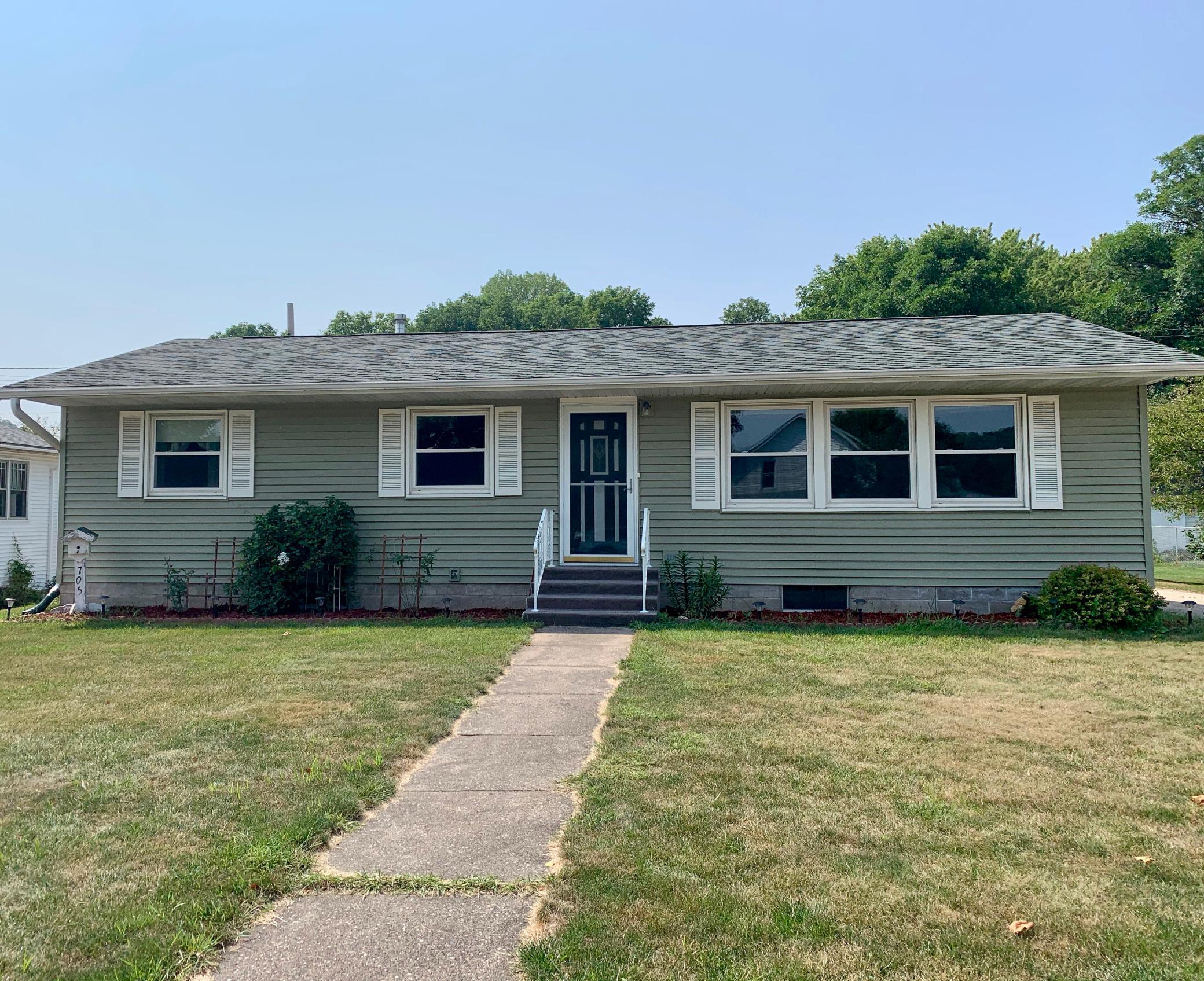 705 N High Street Property Photo - Rushford, MN real estate listing