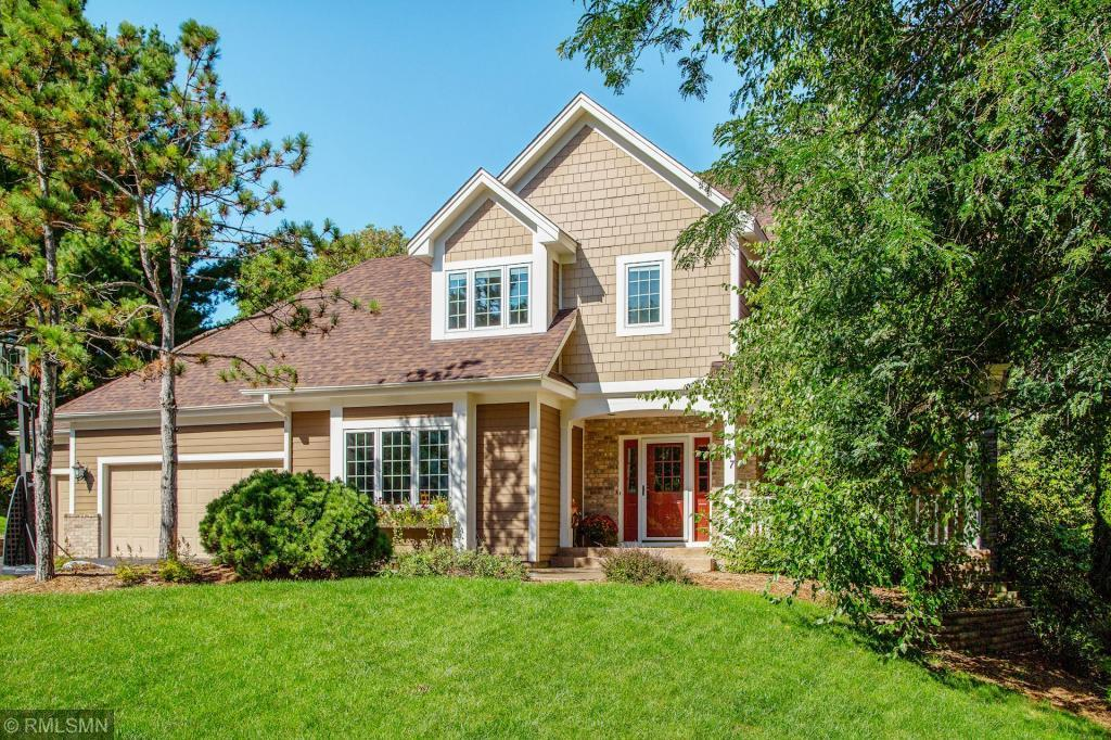 647 Evergreen Circle Property Photo - Shoreview, MN real estate listing