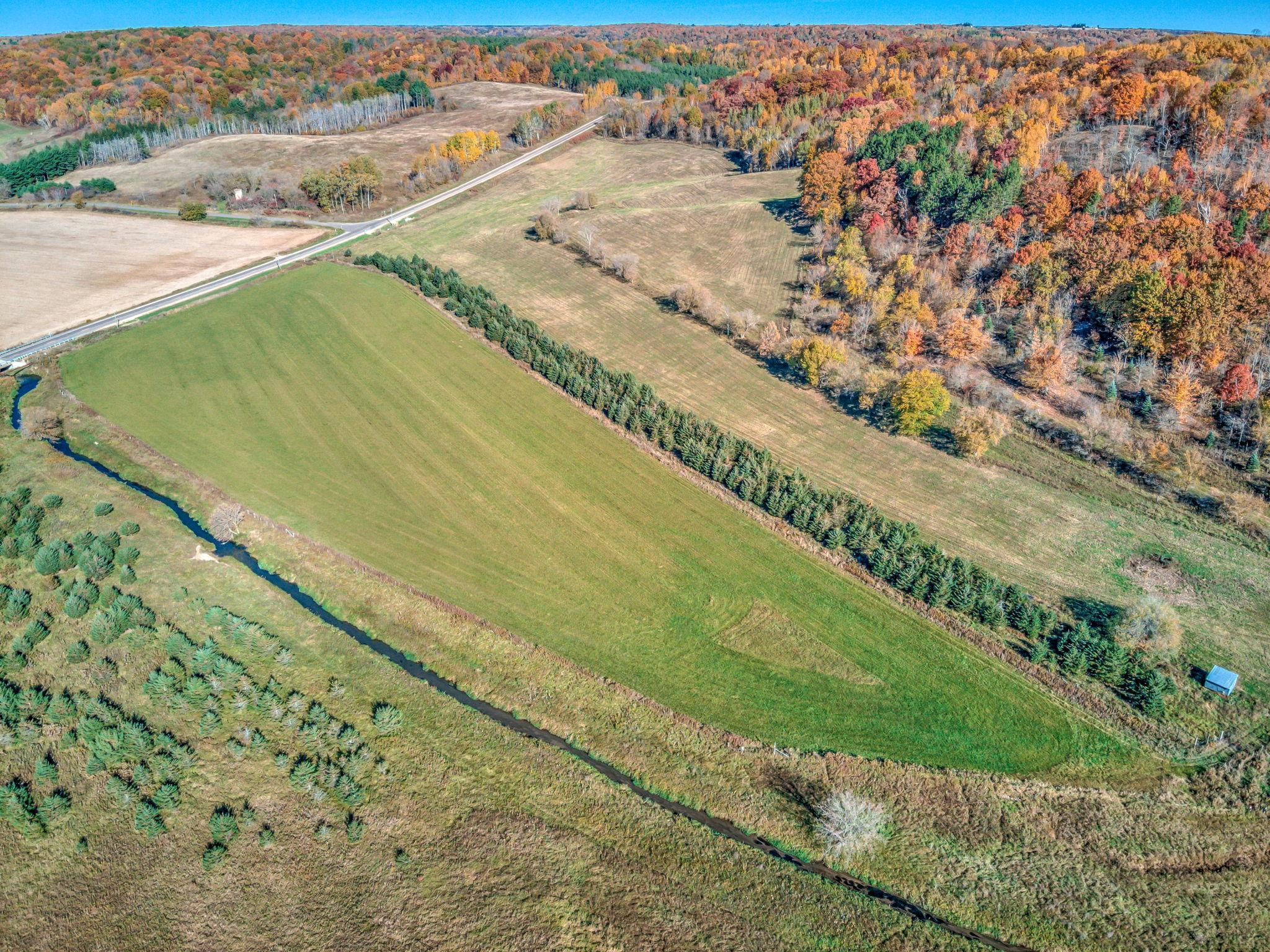 xxx Cty Rd Q Property Photo - Knapp, WI real estate listing
