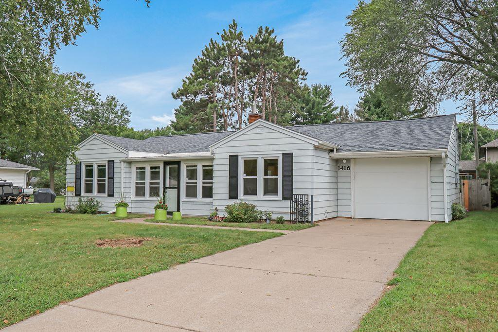 1416 Mitscher Avenue Property Photo - Eau Claire, WI real estate listing