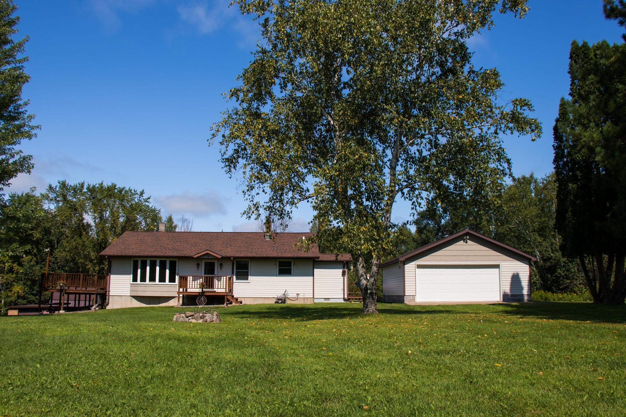 12761 S Roos Road Property Photo - Gordon, WI real estate listing