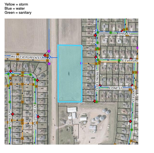 XXX Meridian Avenue Property Photo - Belle Plaine, MN real estate listing