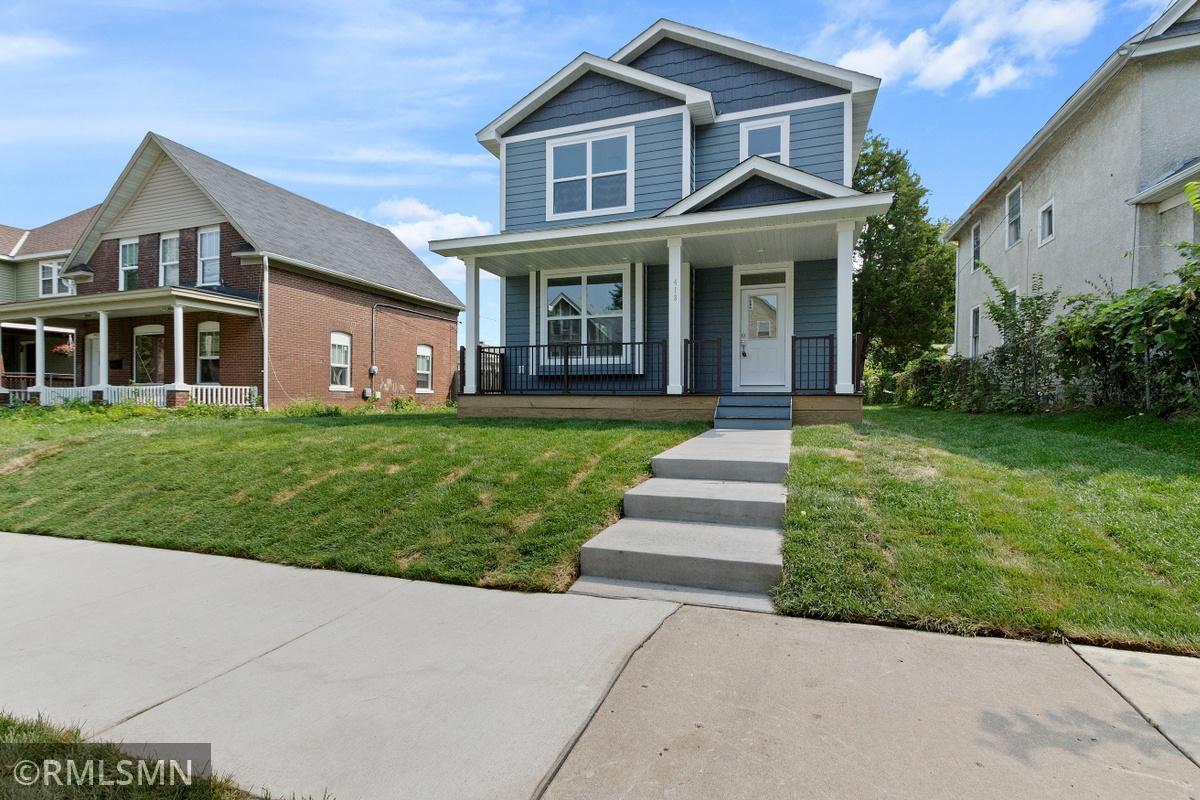 1418 Logan Avenue N Property Photo - Minneapolis, MN real estate listing