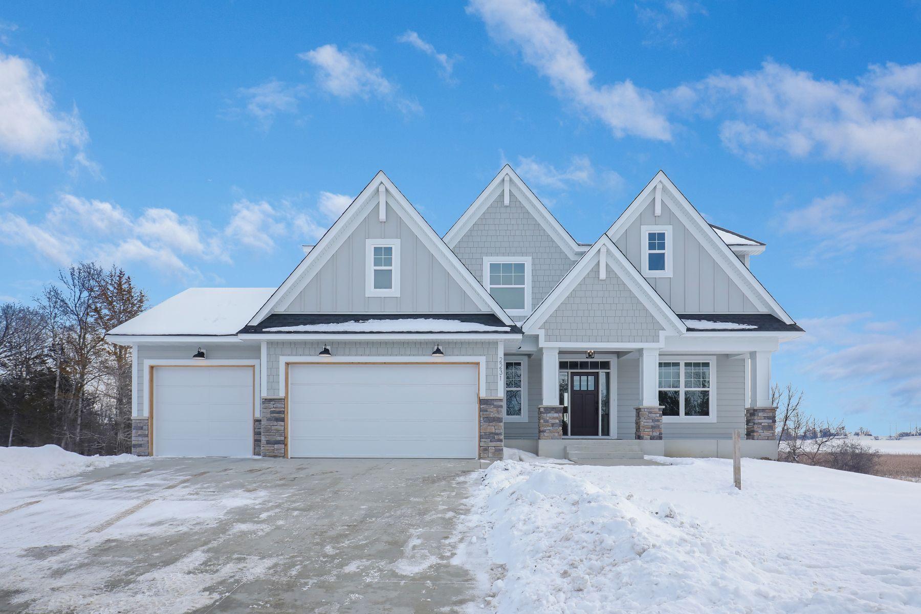 2231 Lakeshore Point Drive NE Property Photo - Saint Michael, MN real estate listing