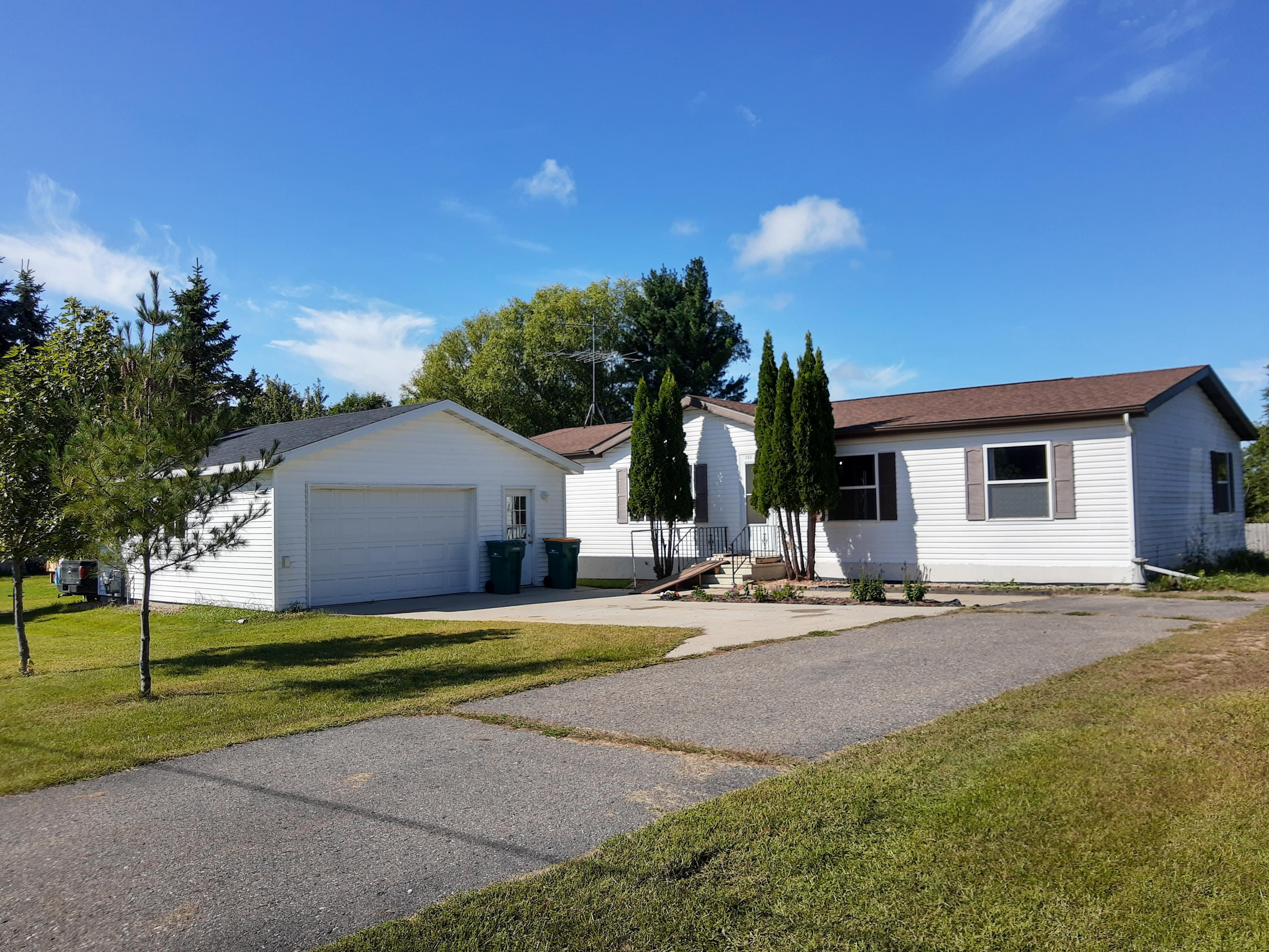 263 Elm Street N Property Photo - Kimball, MN real estate listing