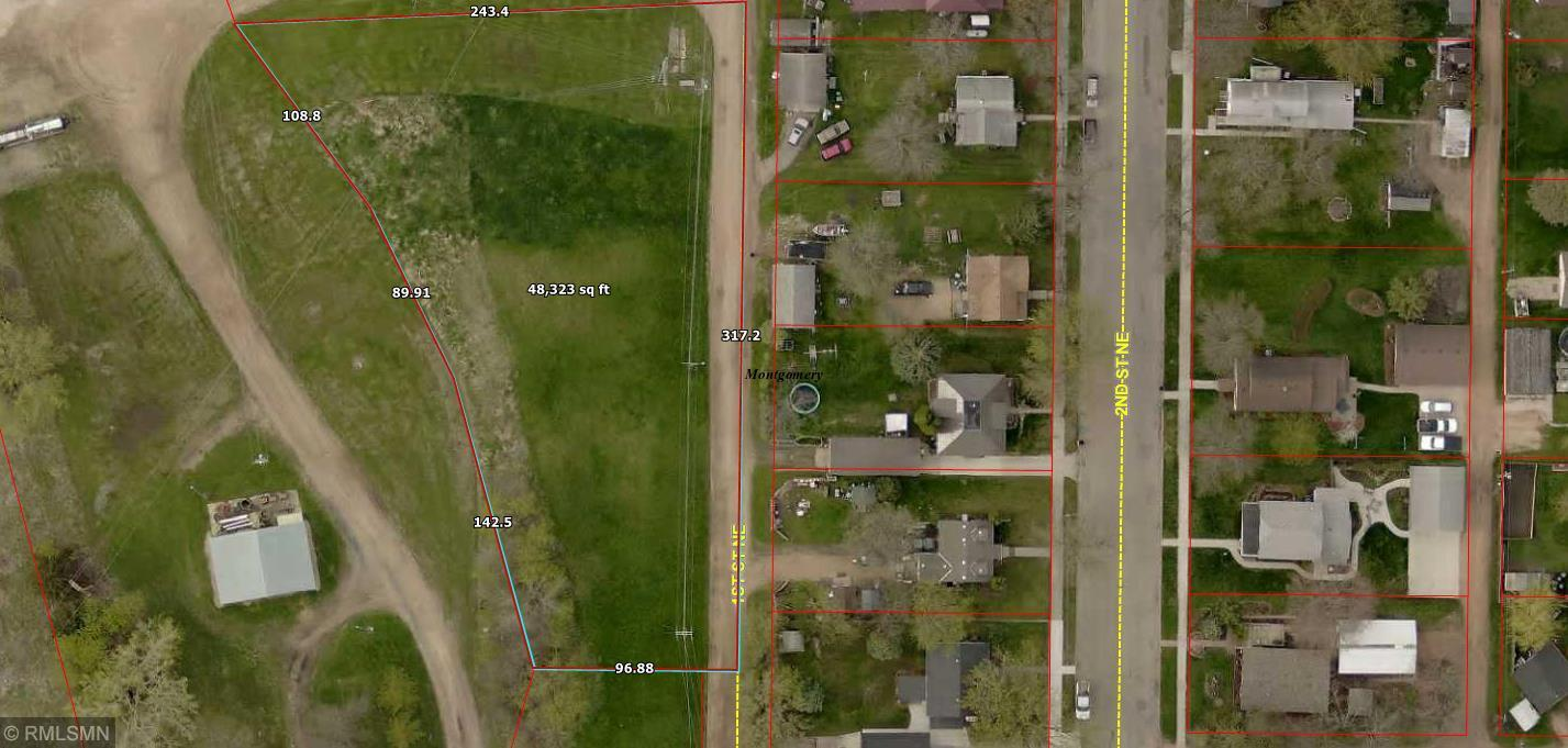 506 1st Street N Property Photo - Montgomery, MN real estate listing