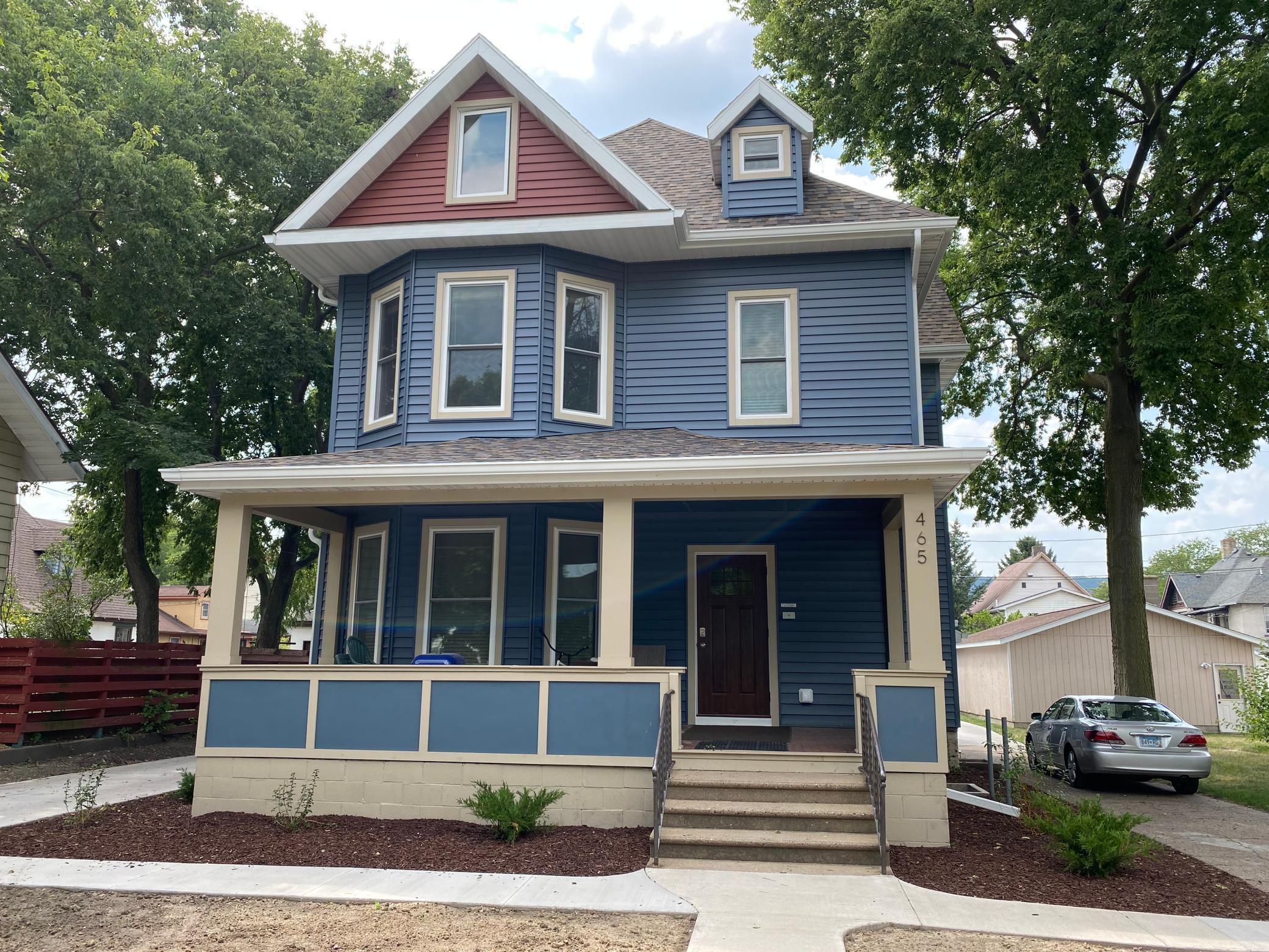465 W 5th Street Property Photo - Winona, MN real estate listing