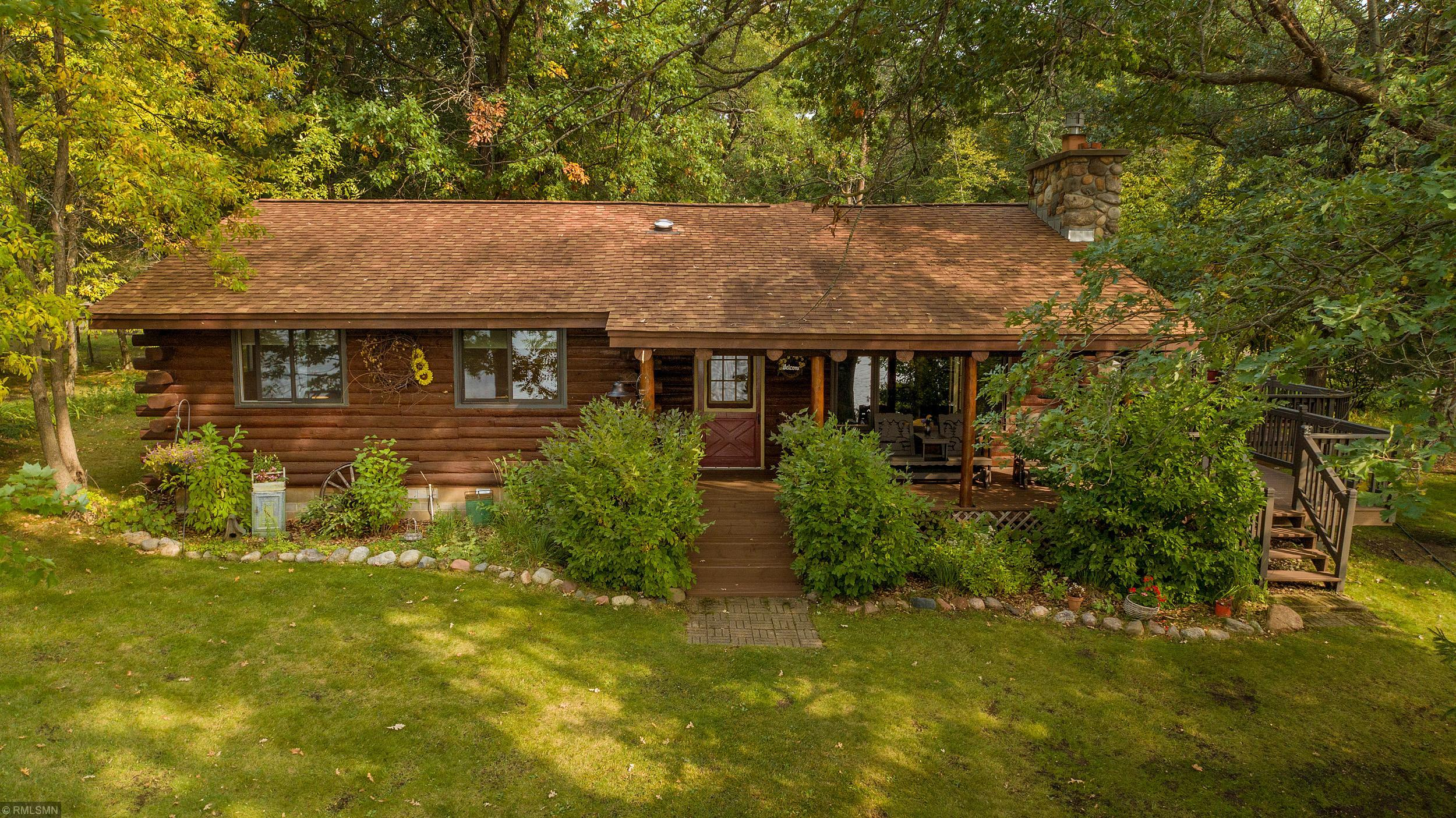 8829 Ossawinnamakee Road Property Photo - Breezy Point, MN real estate listing