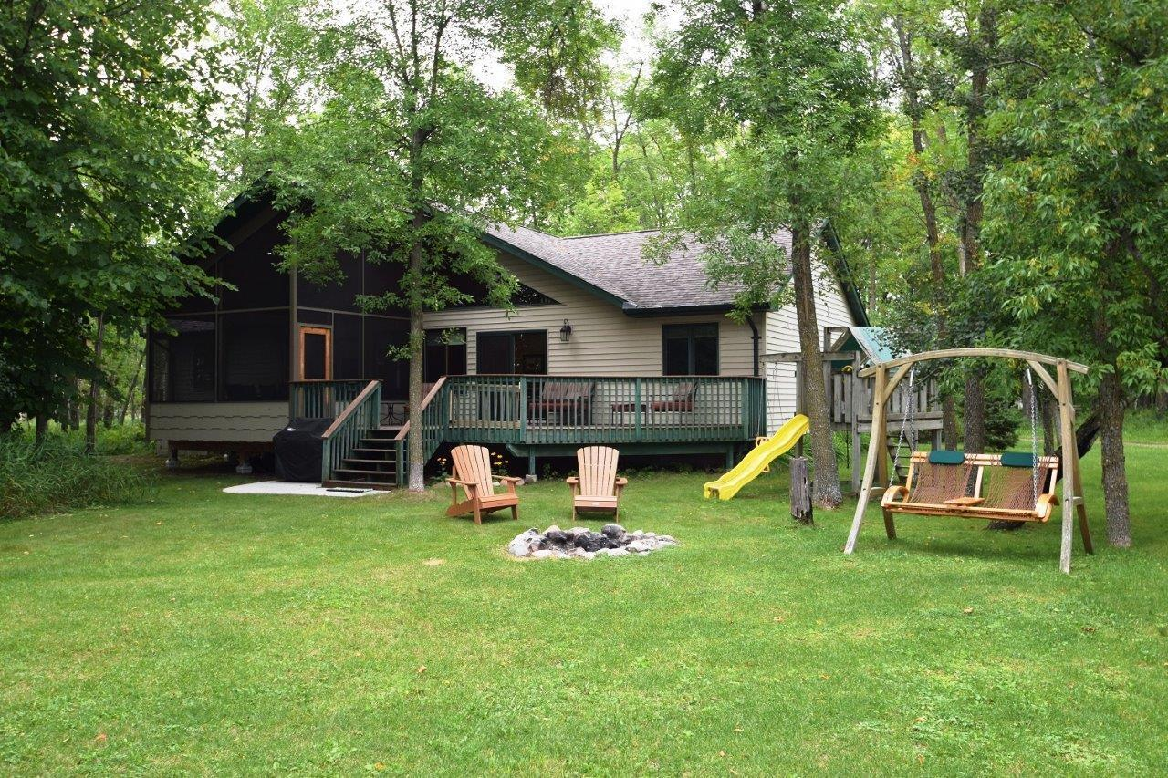 22019 Bergman Point Drive Property Photo - Frederic, WI real estate listing
