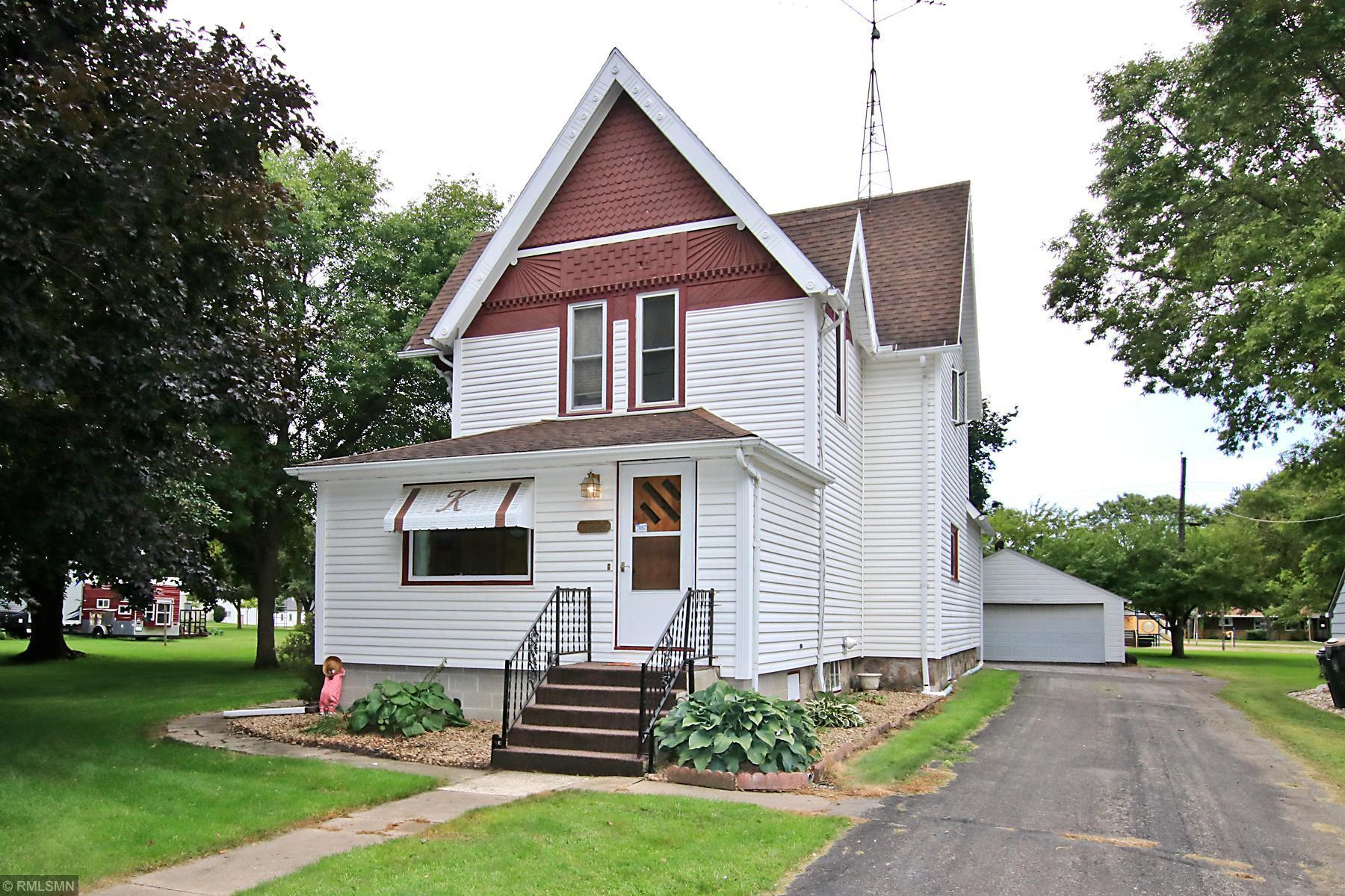 630 Mowbray Street Property Photo - Stewart, MN real estate listing