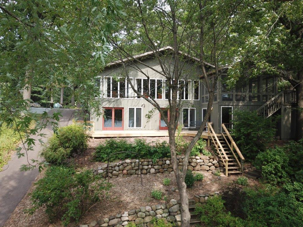 5889 Pike Lake Road Property Photo - Meenon Twp, WI real estate listing