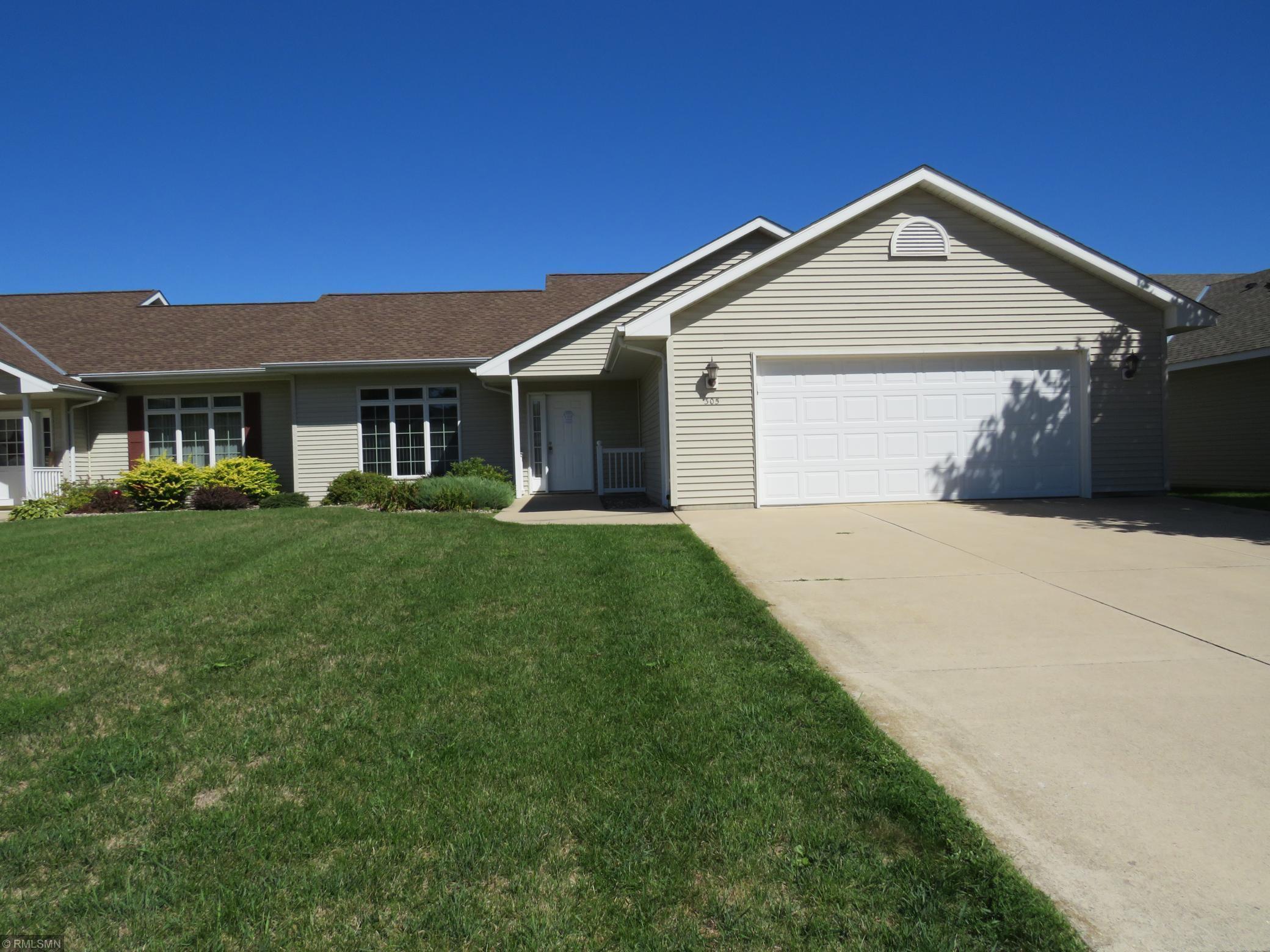 305 18th Street W Property Photo - Glencoe, MN real estate listing