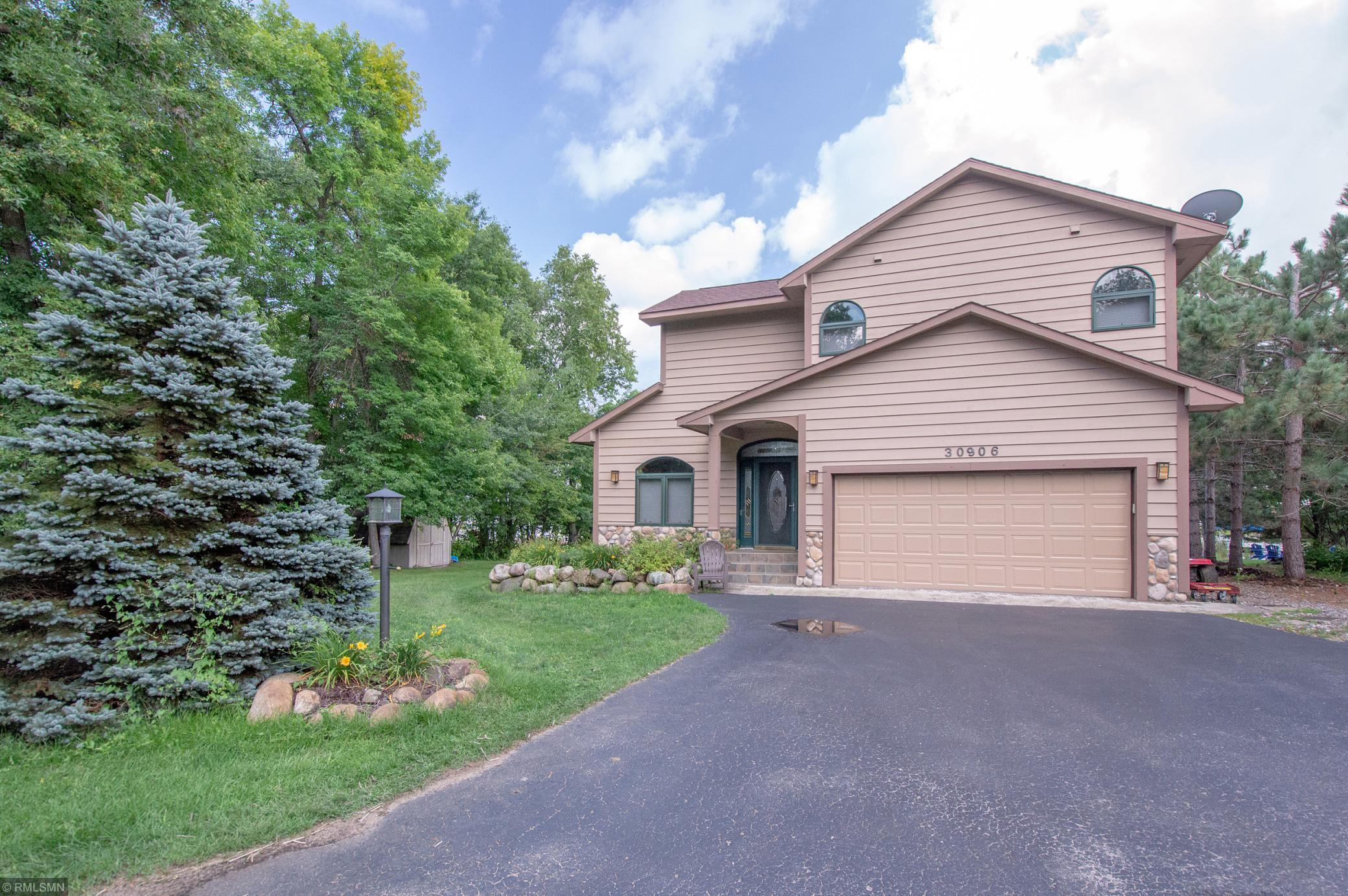 30906 N Lakeview Drive Property Photo - Breezy Point, MN real estate listing