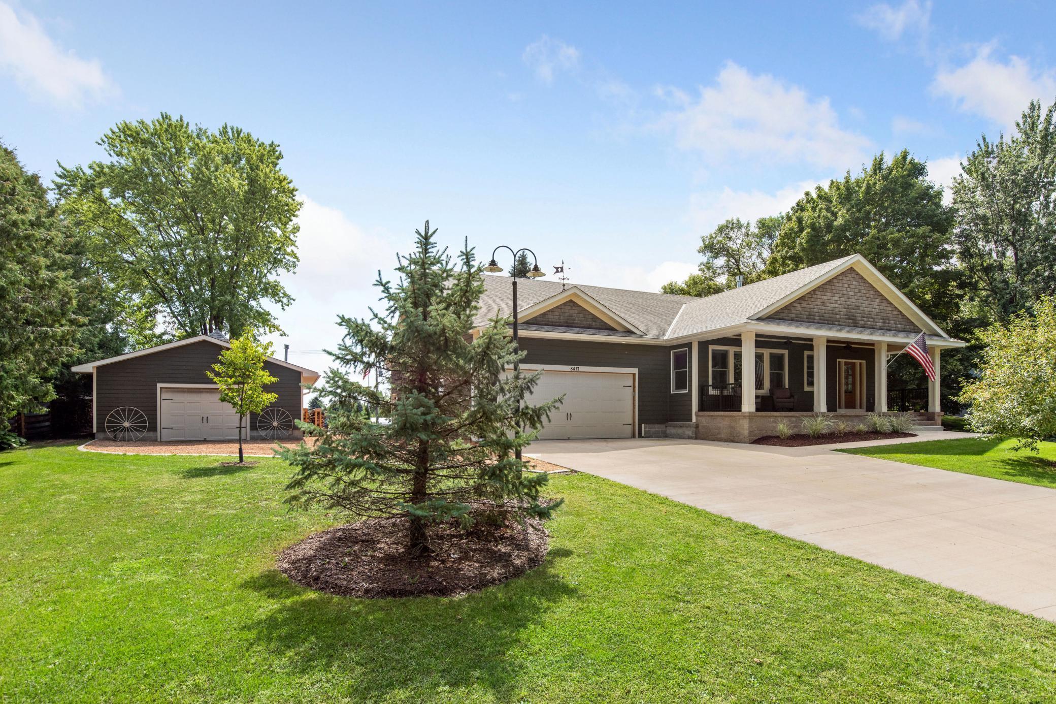 8417 Kennedy Memorial Drive Property Photo - Saint Bonifacius, MN real estate listing