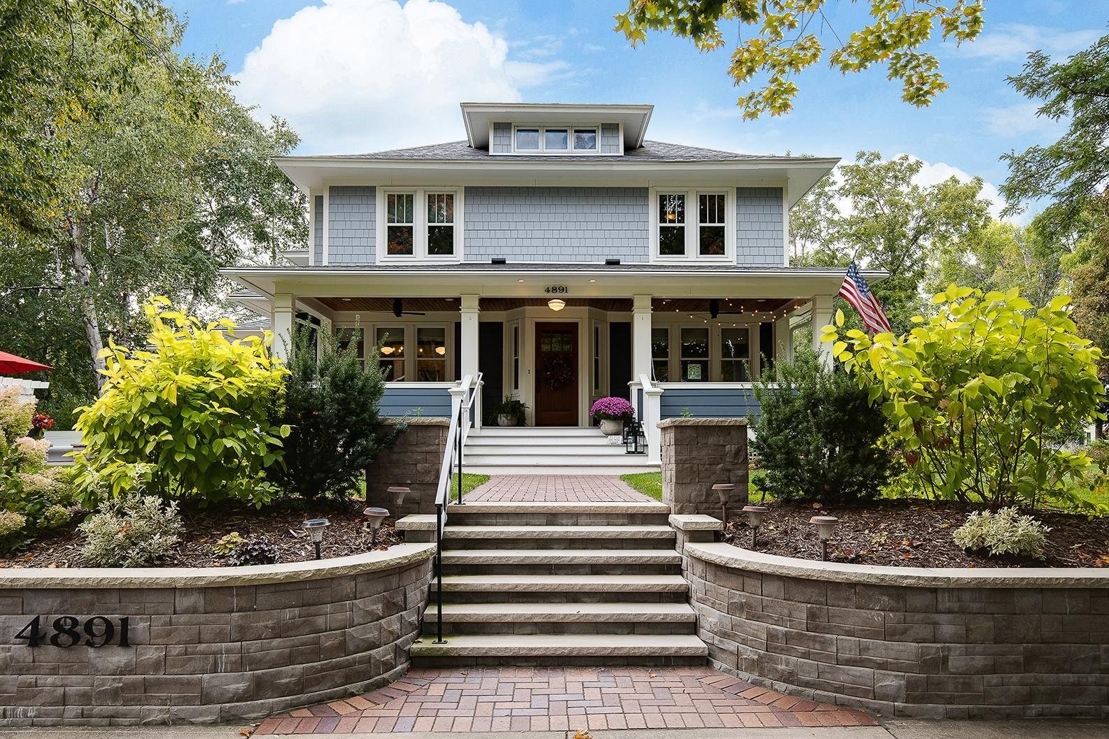 4891 Johnson Avenue Property Photo - White Bear Lake, MN real estate listing
