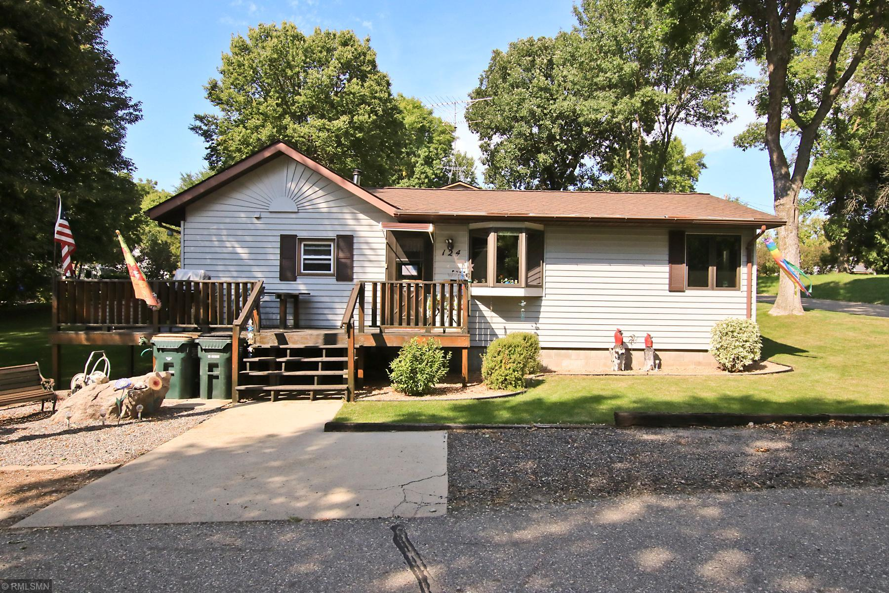 124 E Saint Paul Street Property Photo - Darwin, MN real estate listing
