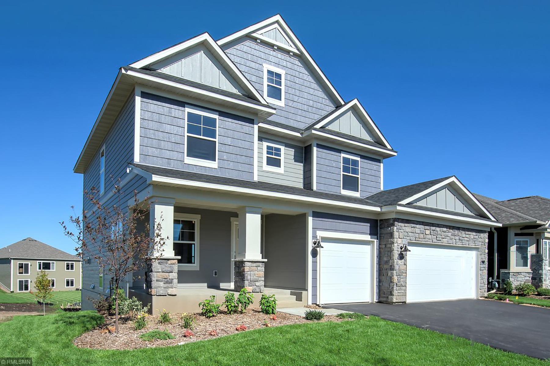 240 Prairie Way Property Photo - Bayport, MN real estate listing