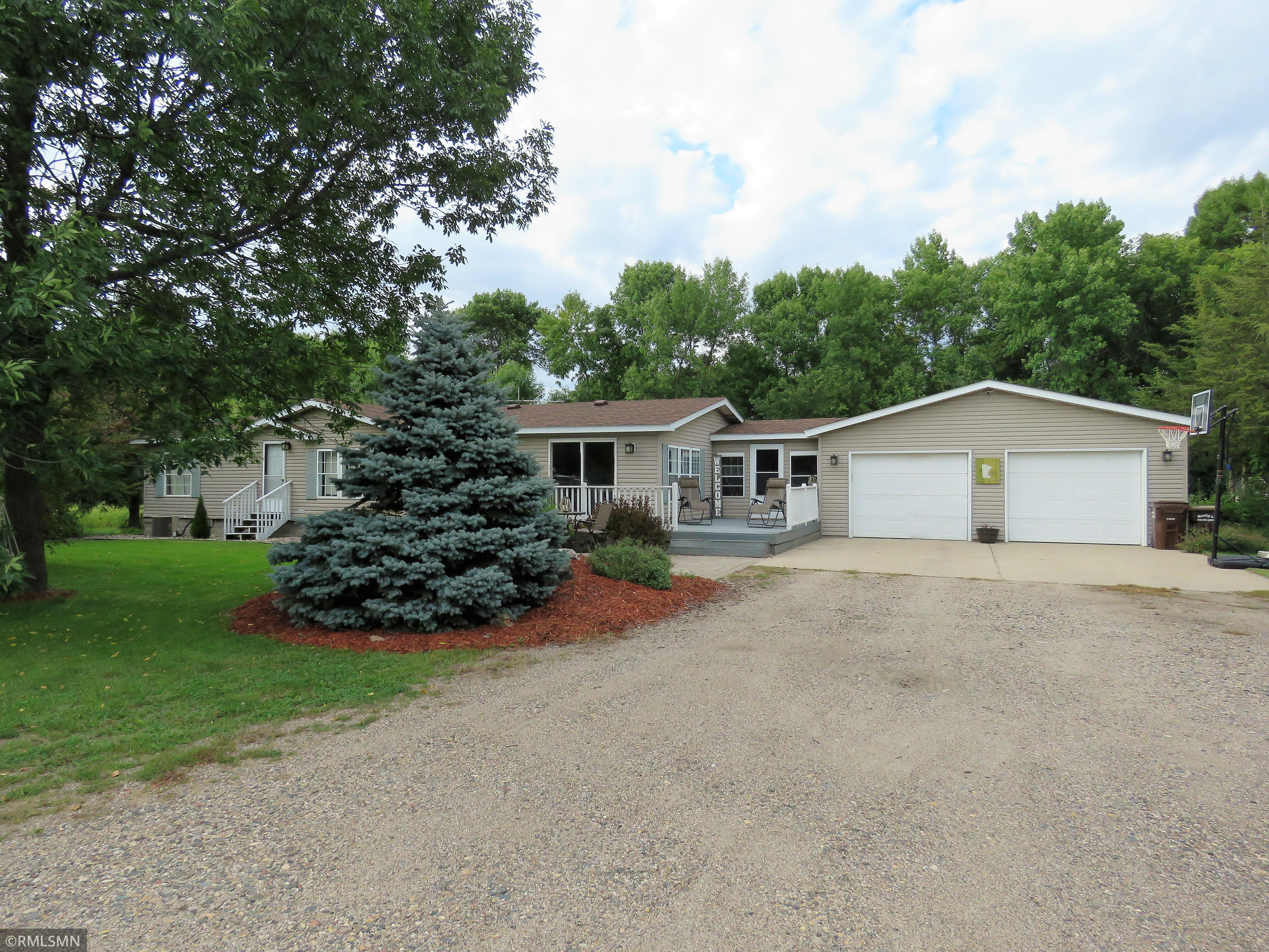 5070 10th Street NW Property Photo - Maple Lake, MN real estate listing