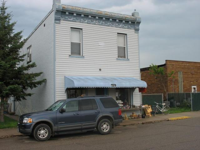 603 Front Street Property Photo - Henning, MN real estate listing