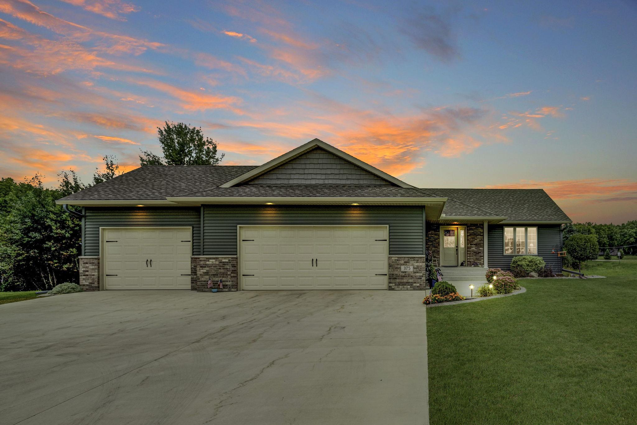 375 Ridge Way Property Photo - Holdingford, MN real estate listing