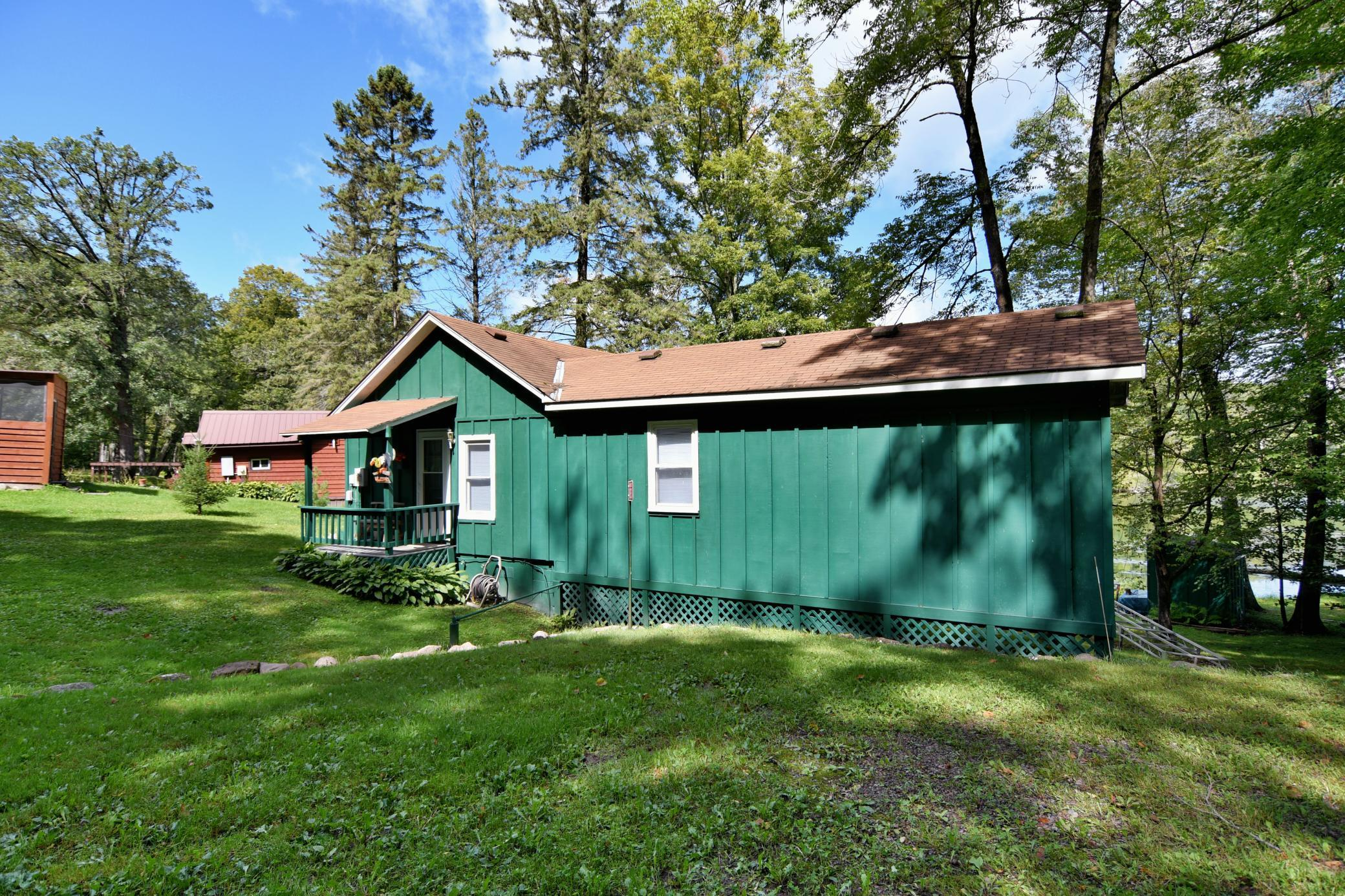 W393 County Hwy Dd Property Photo - Birchwood, WI real estate listing