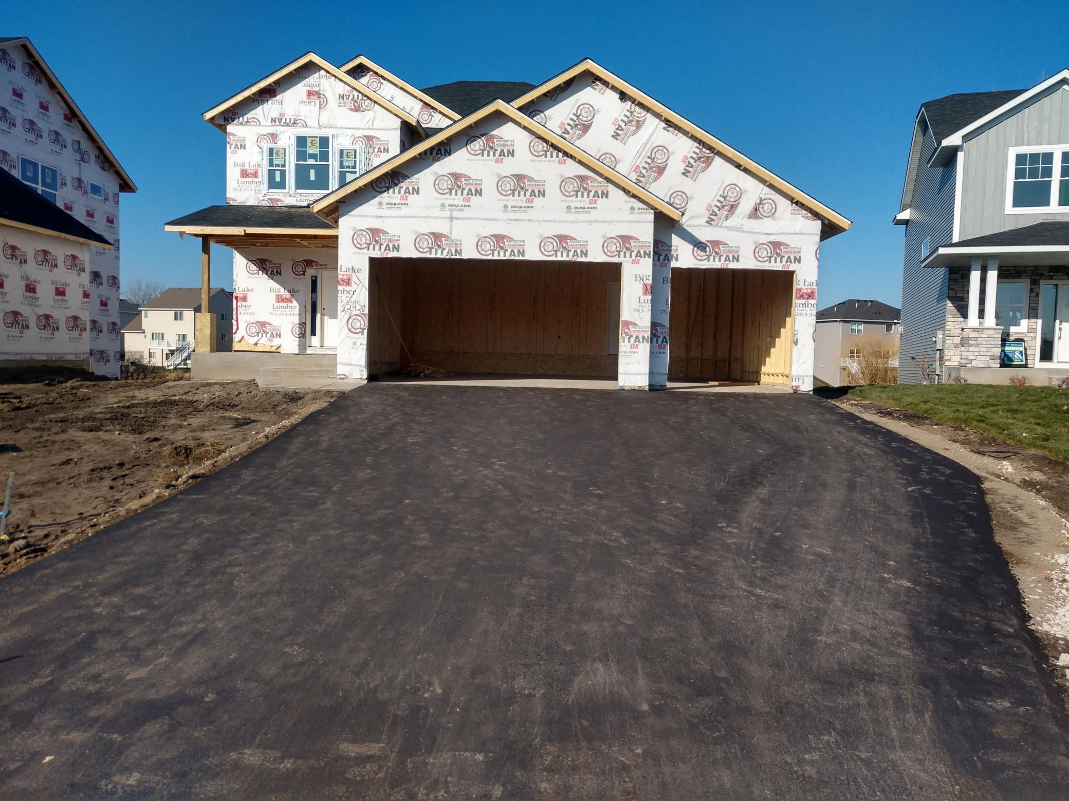 12420 Alder Street NW Property Photo - Coon Rapids, MN real estate listing
