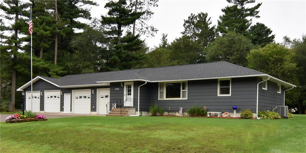 1886 13 1/2 14th Avenue Property Photo - Stanley Twp, WI real estate listing