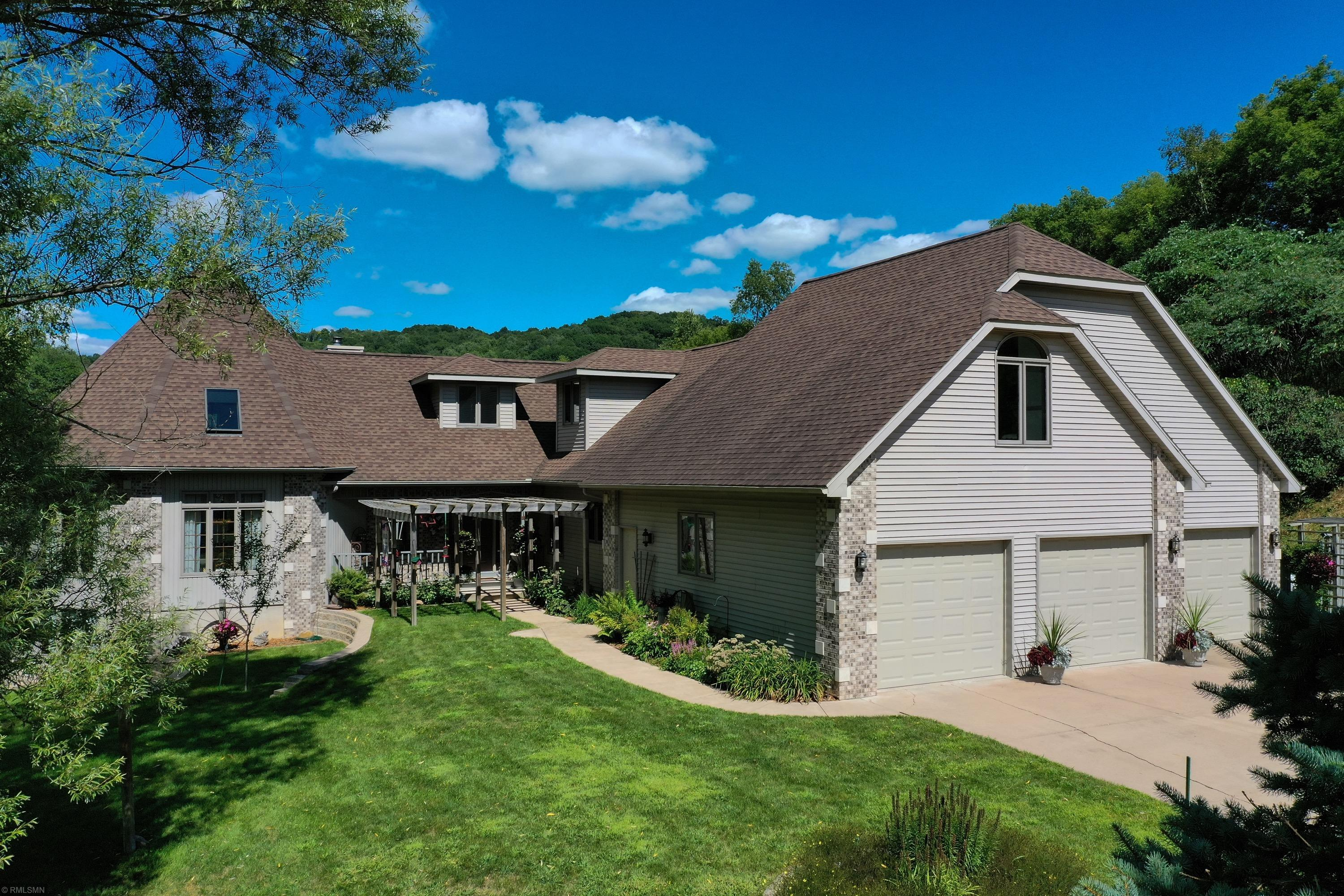 N45654 County Road Y Property Photo - Eleva, WI real estate listing