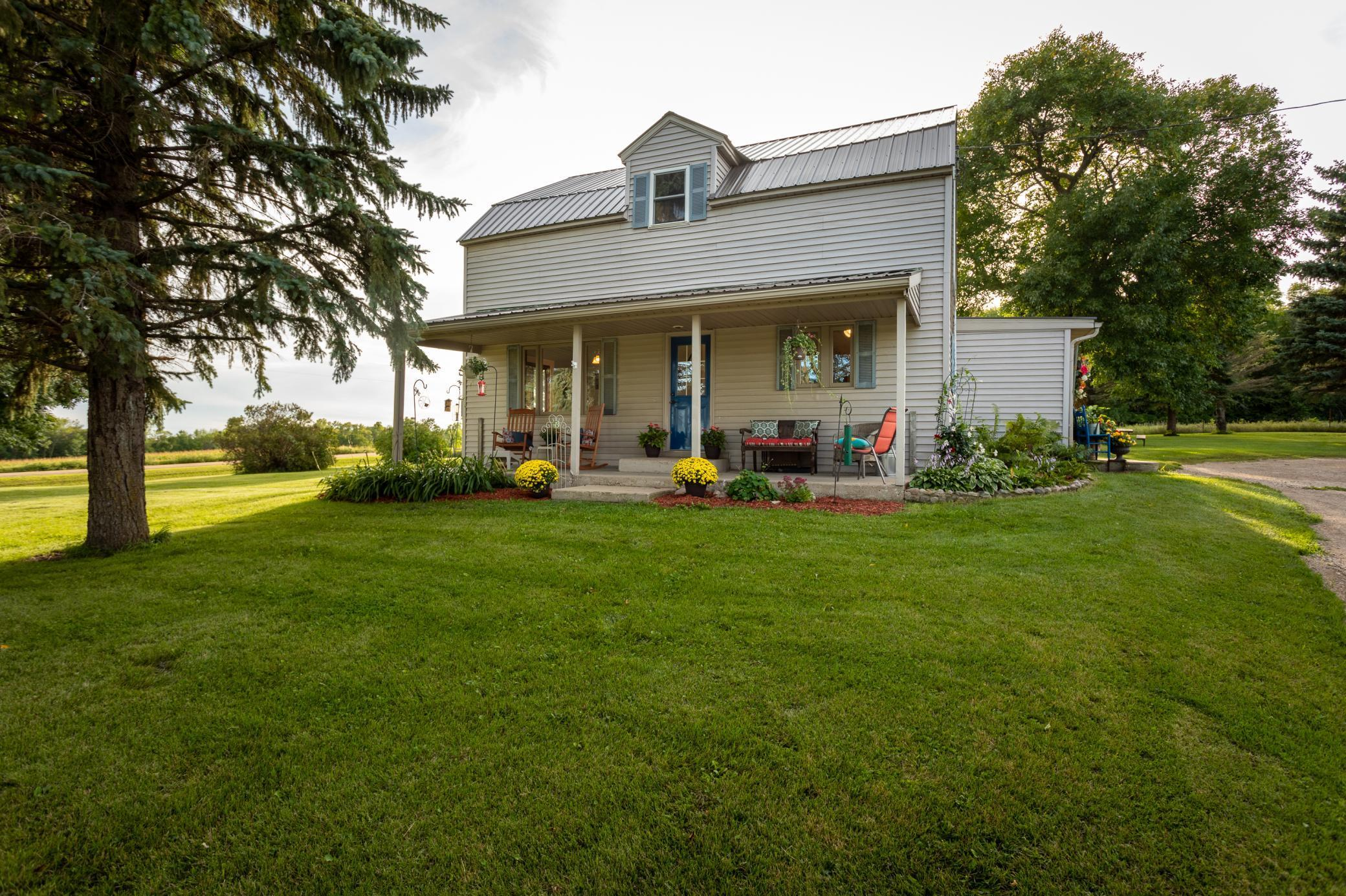 15867 Wolf Creek Road NW Property Photo - Evansville, MN real estate listing