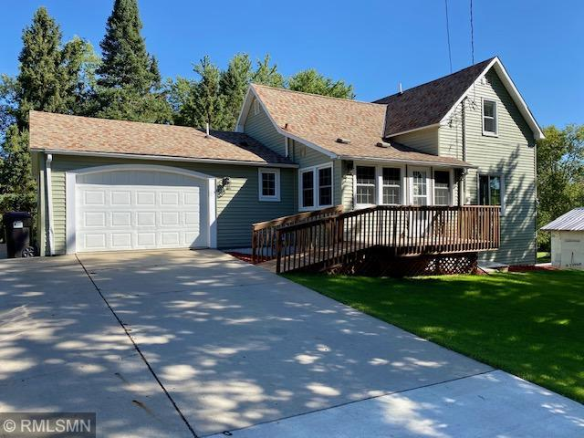 310 5th Street W Property Photo - Browerville, MN real estate listing