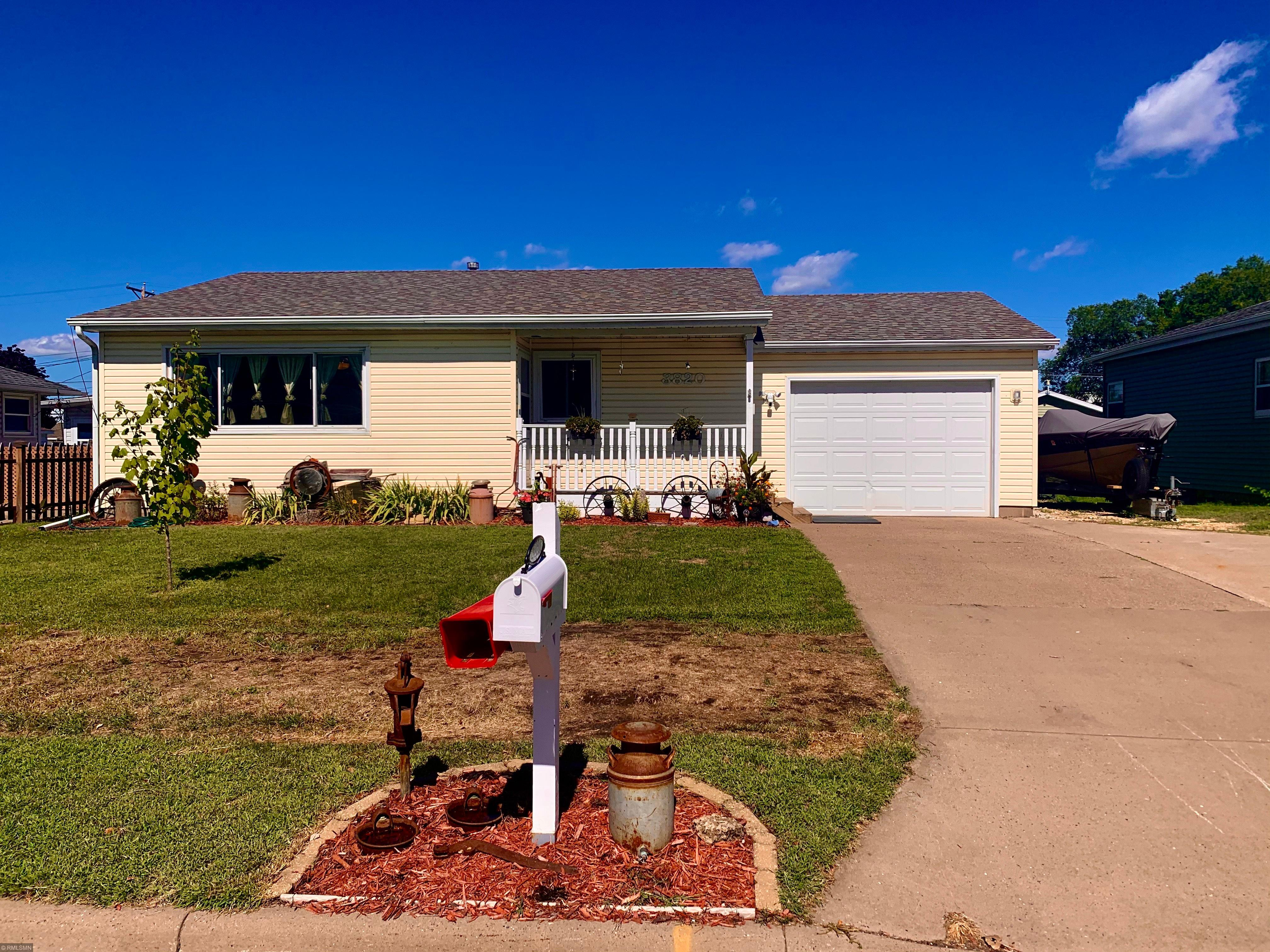 3820 W 5th Street Property Photo - Goodview, MN real estate listing