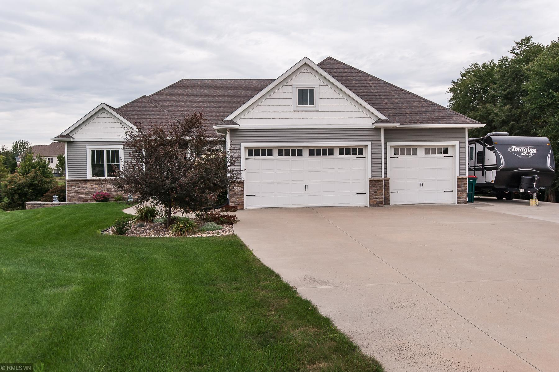 1055 Istas Lane SW Property Photo - Oronoco, MN real estate listing
