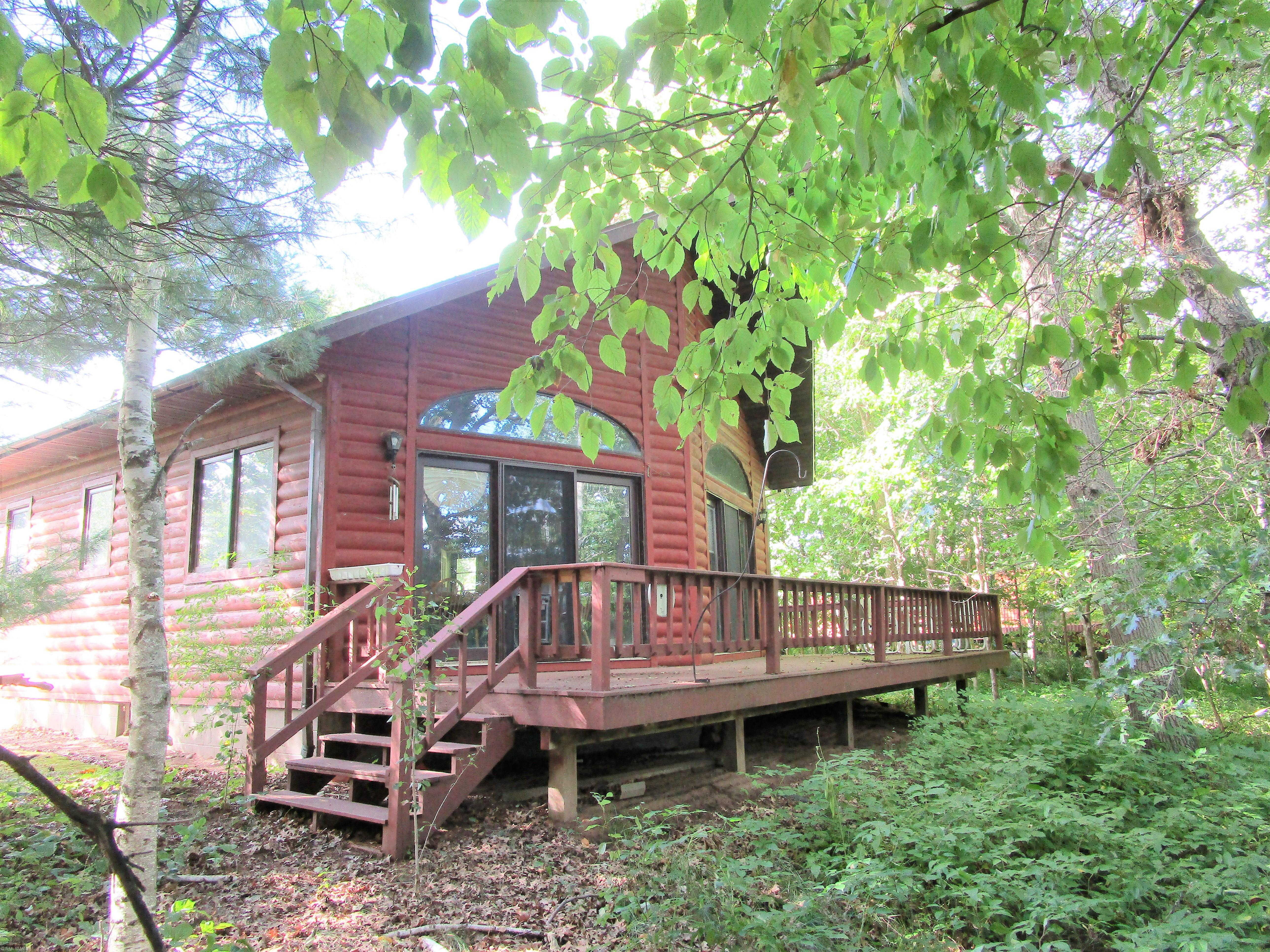 24690 Scenic View Lane Property Photo - Spooner, WI real estate listing